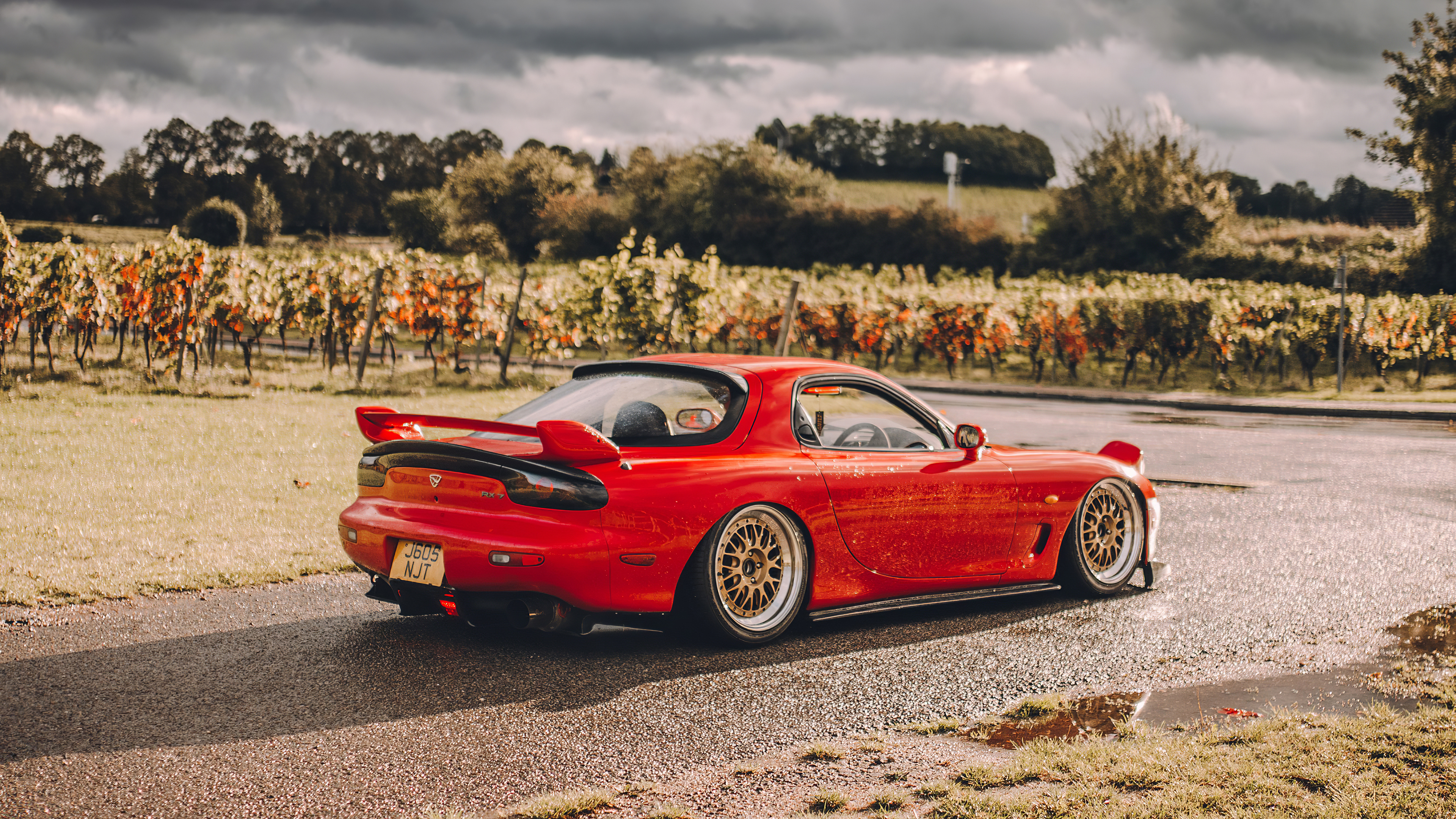 3x240 Mazda Rx7 4k Modified Apple Iphone Ipod Touch Galaxy Ace Hd 4k Wallpapers Images Backgrounds Photos And Pictures