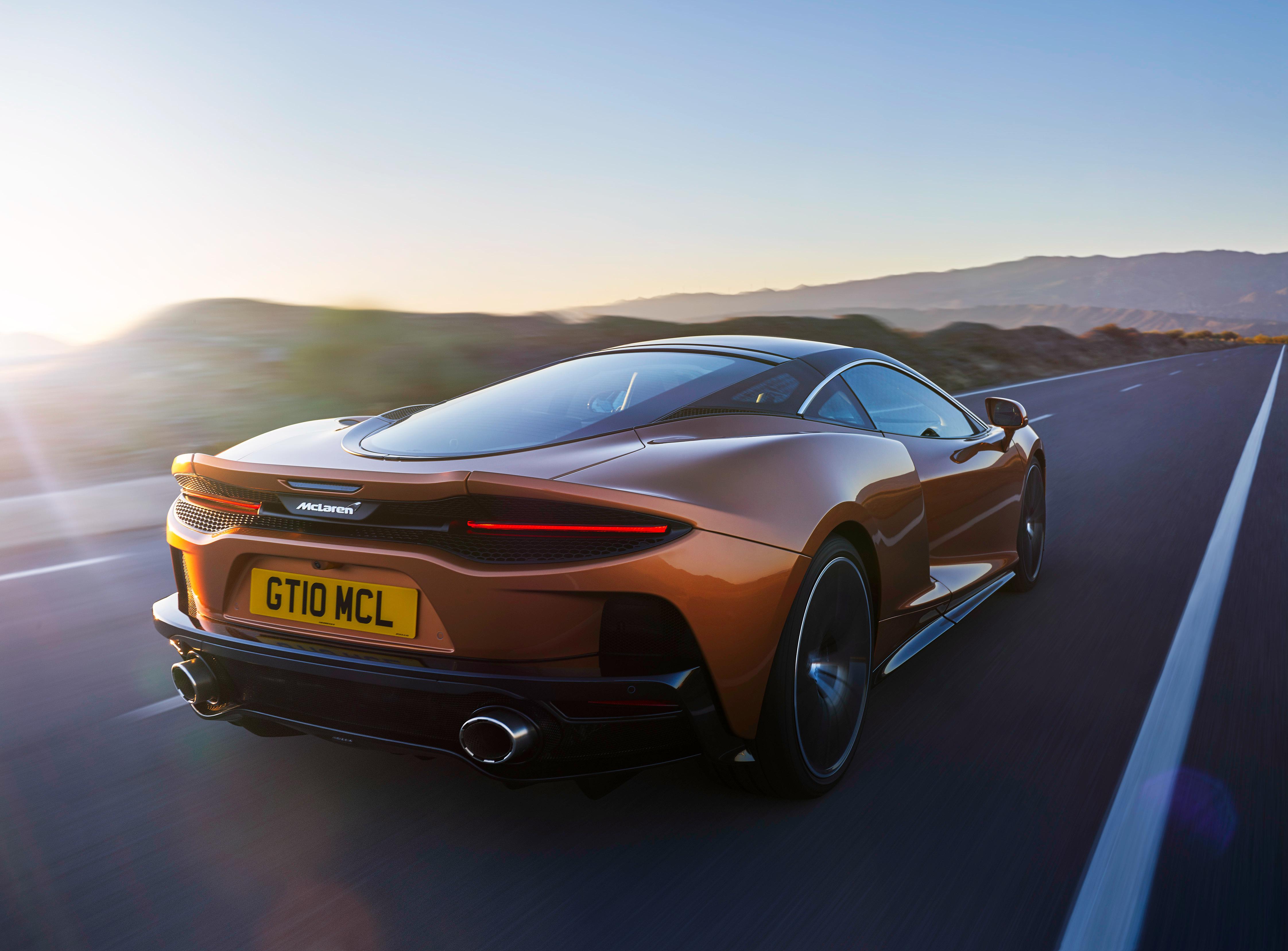 Mclaren Gt 2019 4k, HD Cars, 4k Wallpapers, Images ...