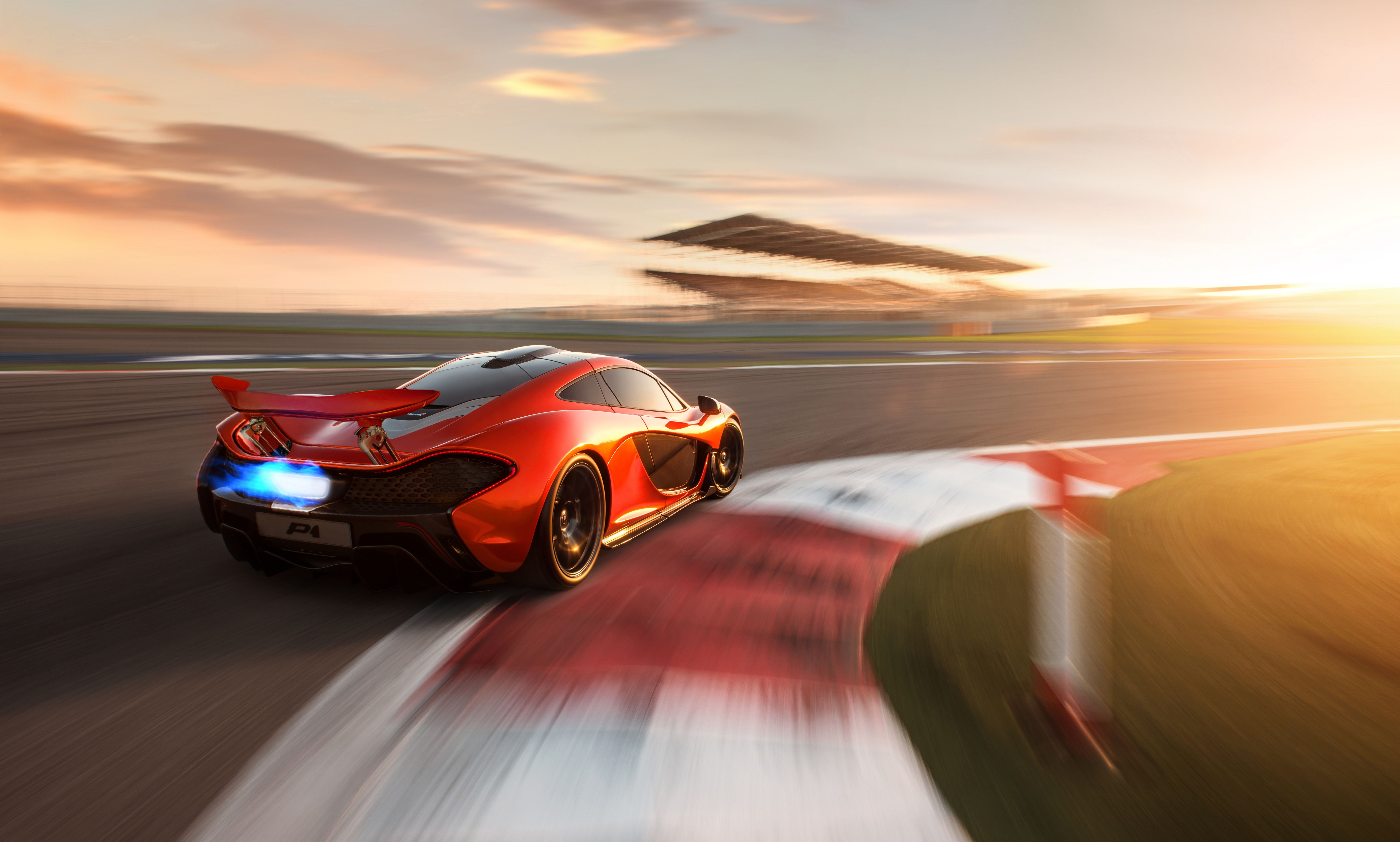 Mclaren P1 On Track 8k Hd Cars 4k Wallpapers Images Backgrounds Photos And Pictures