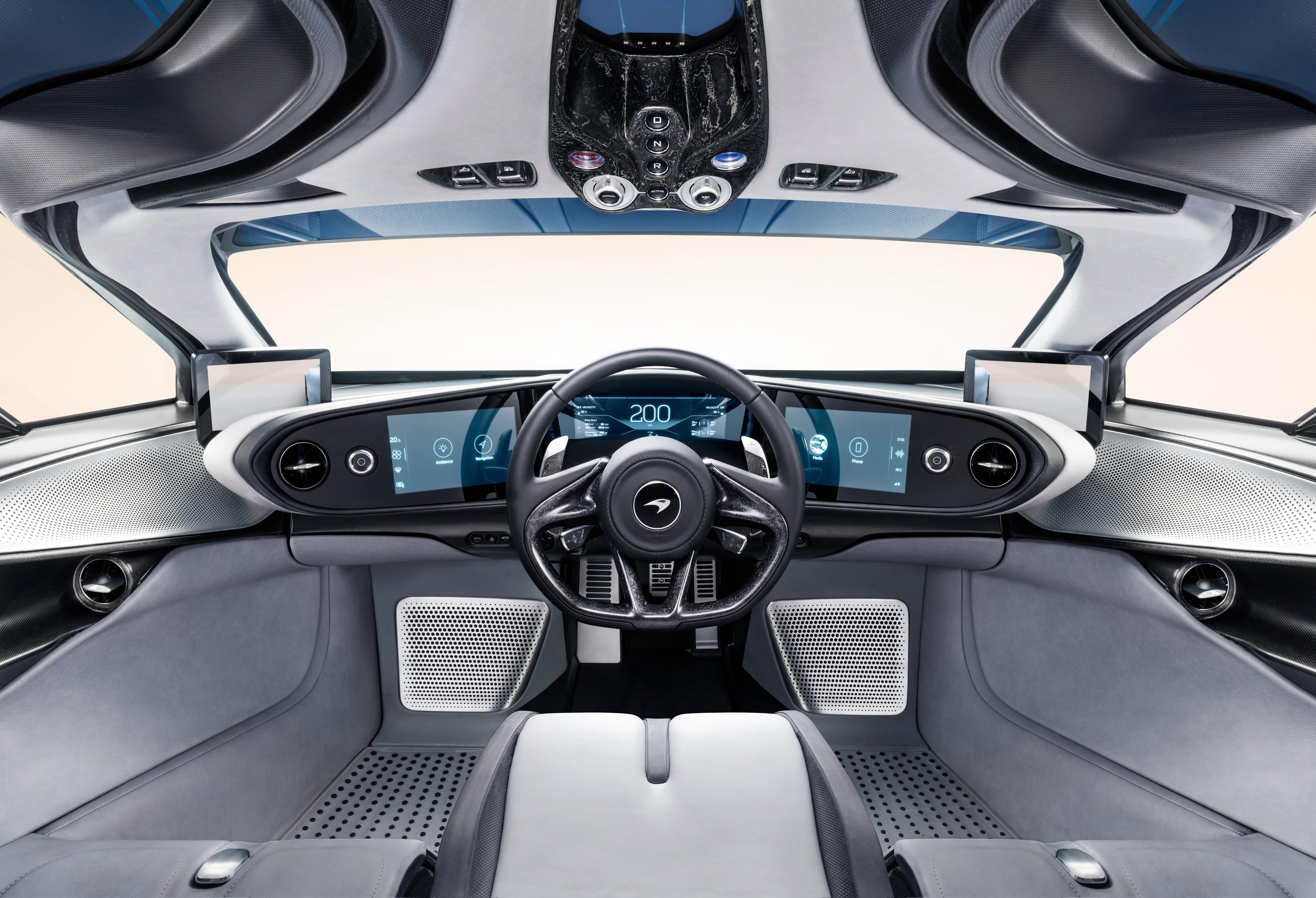 McLaren Speedtail 2018 Interior, HD Cars, 4k Wallpapers ...