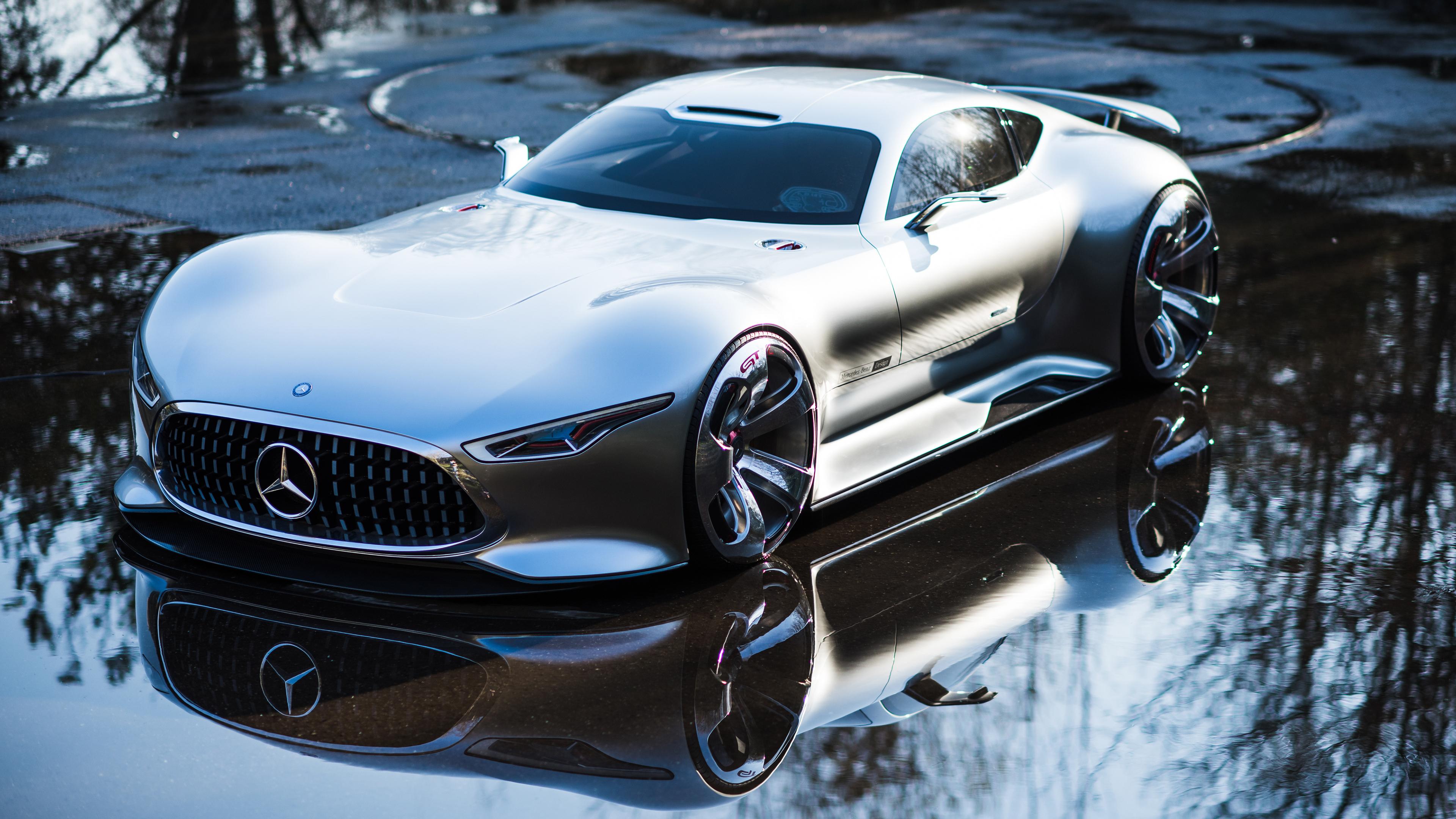 Mercedes Benz AMG Vision Gran Turismo 4k, HD Cars, 4k ...