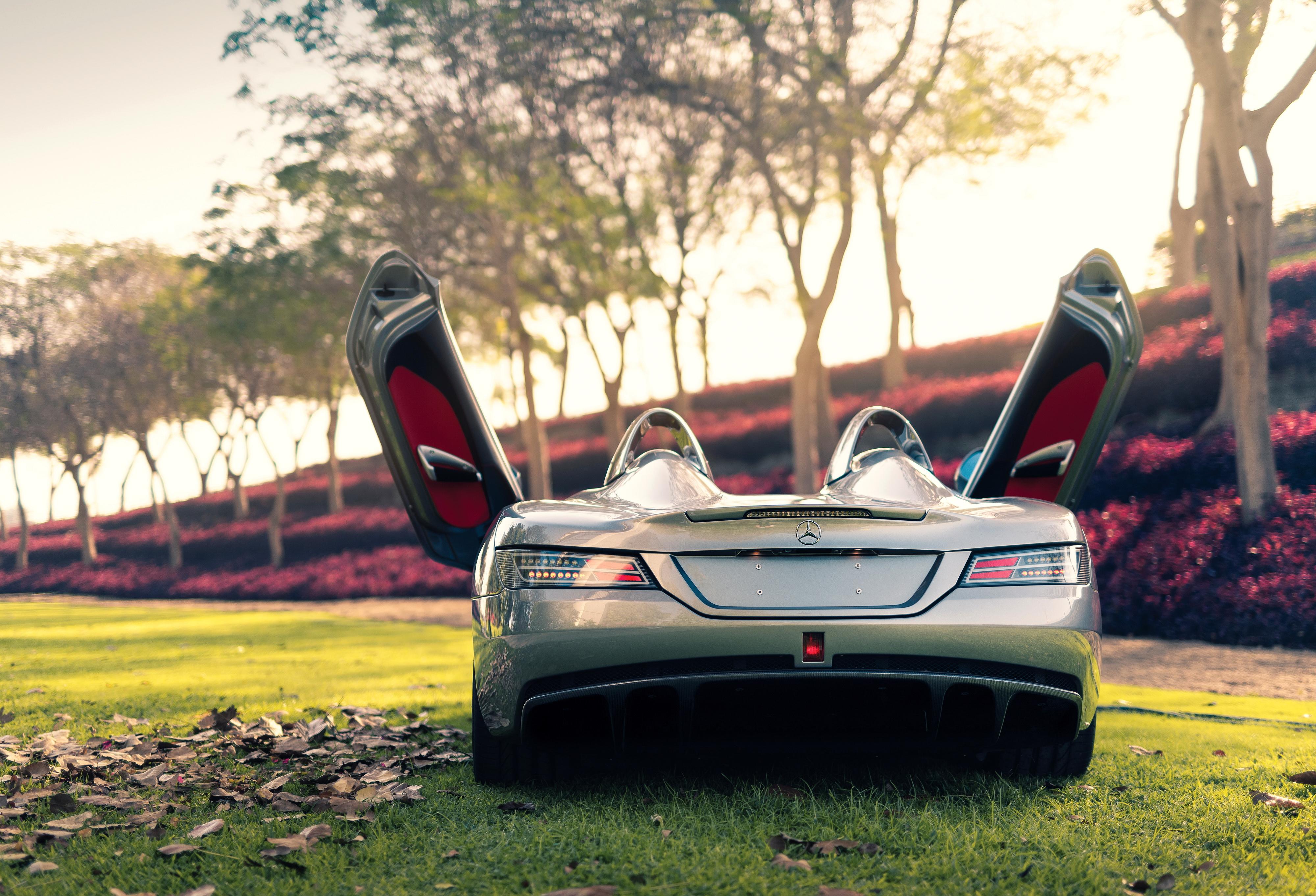 Mercedes Benz SLR McLaren 4k, HD Cars, 4k Wallpapers ...