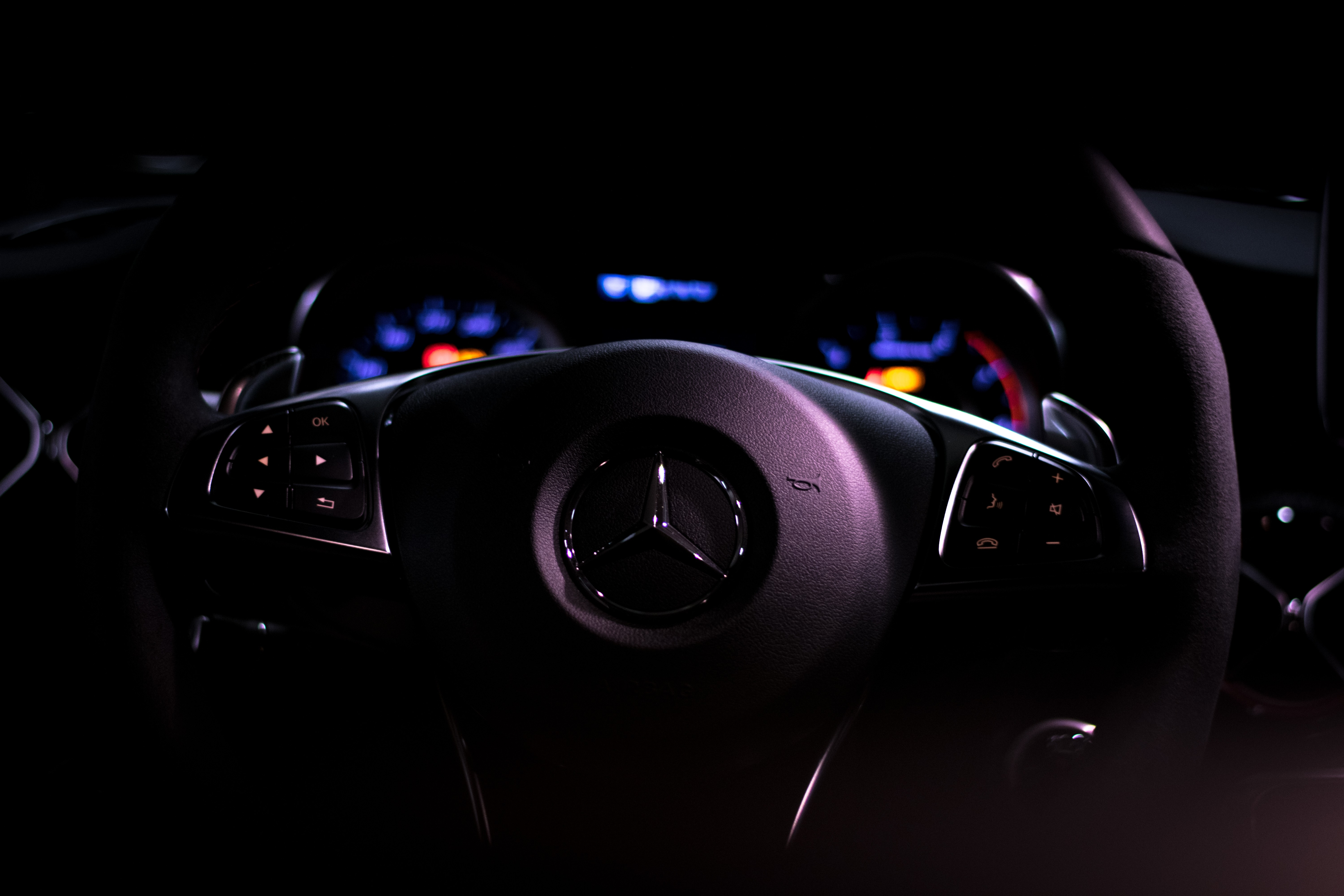 Mercedes Car Steering Full Hd Hd Cars 4k Wallpapers Images Backgrounds Photos And Pictures