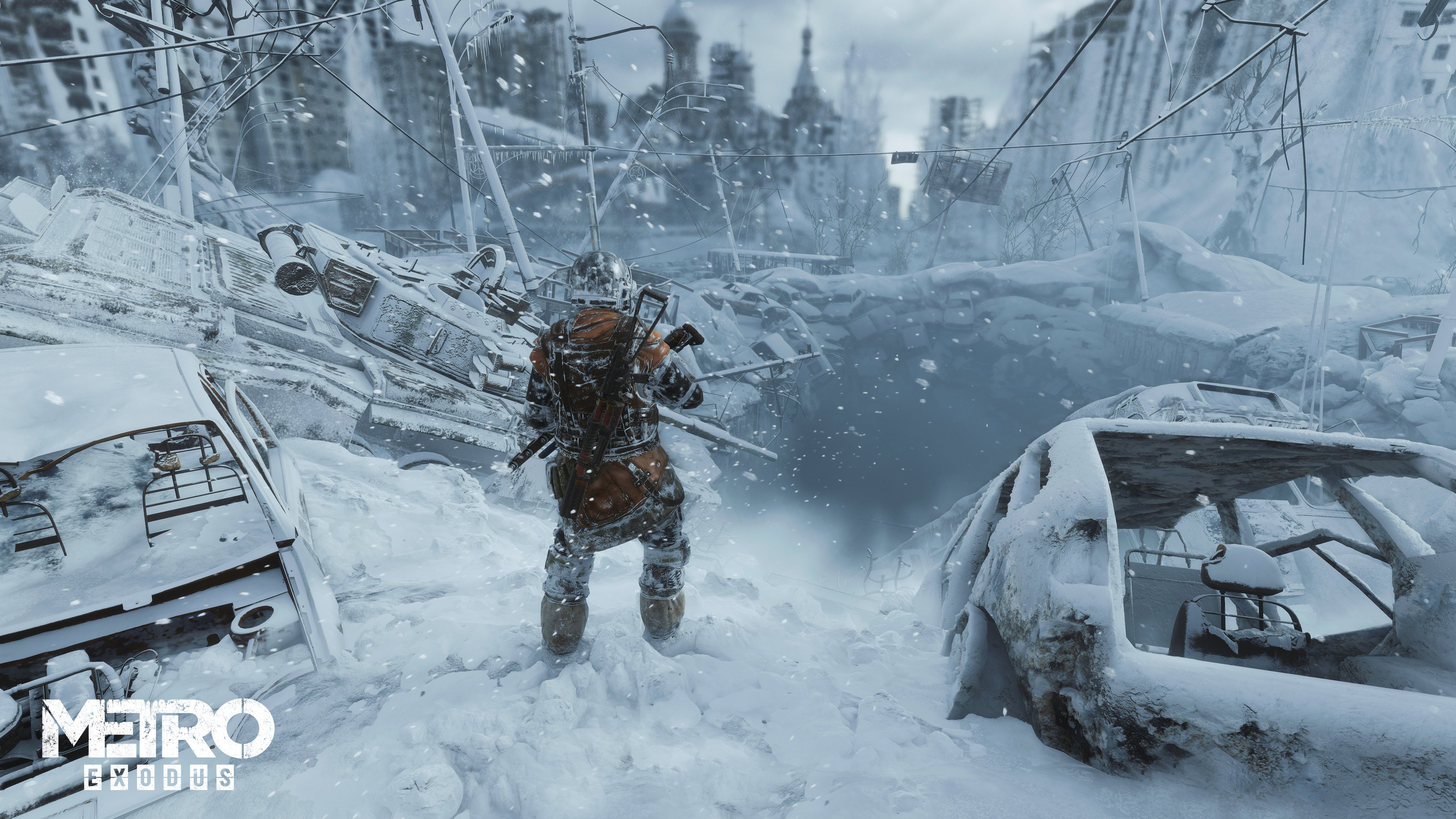 Metro Exodus 2018 4k Hd Games 4k Wallpapers Images Backgrounds Photos And Pictures