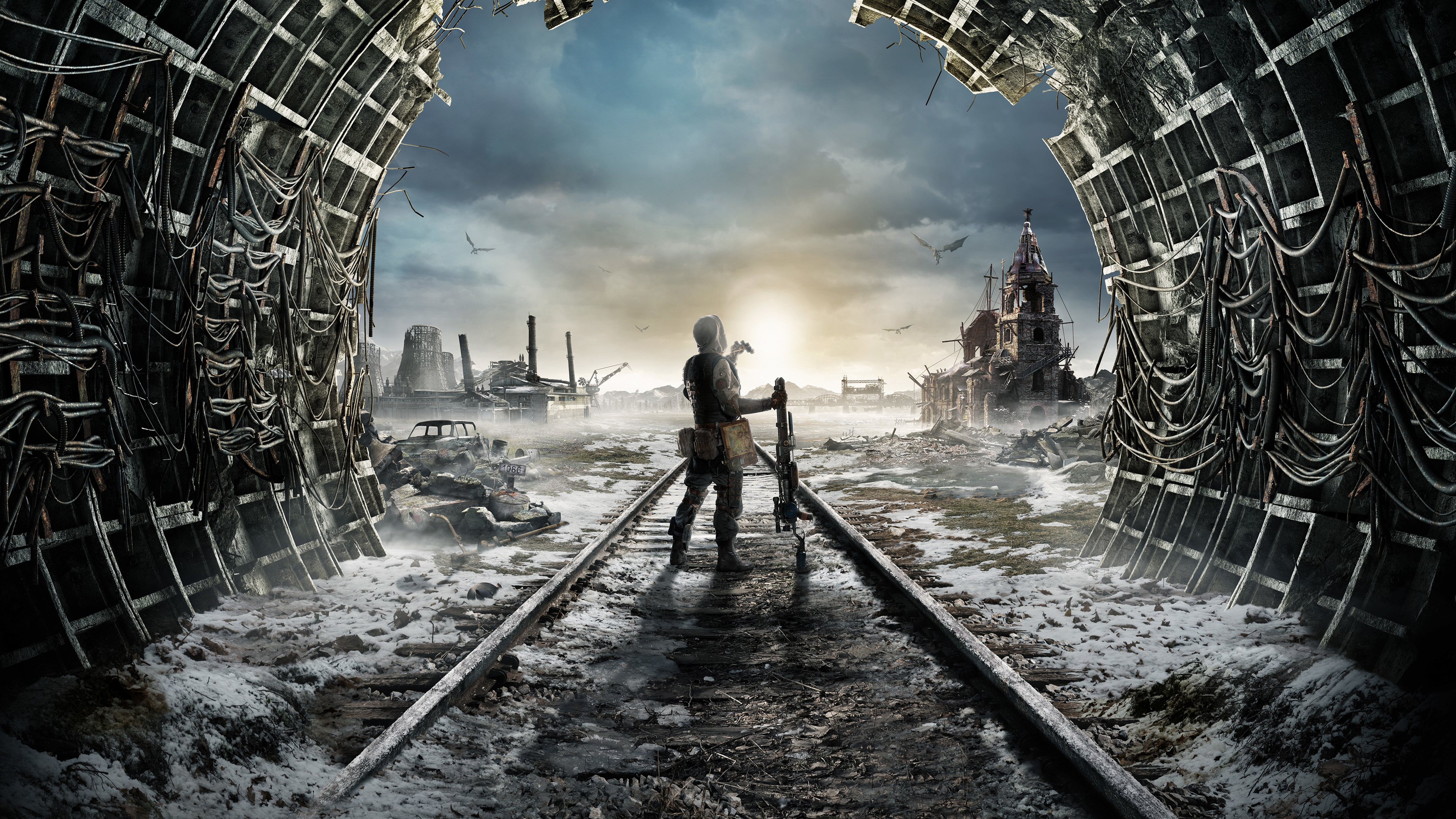 Metro Exodus 4k Hd Games 4k Wallpapers Images Backgrounds Photos And Pictures