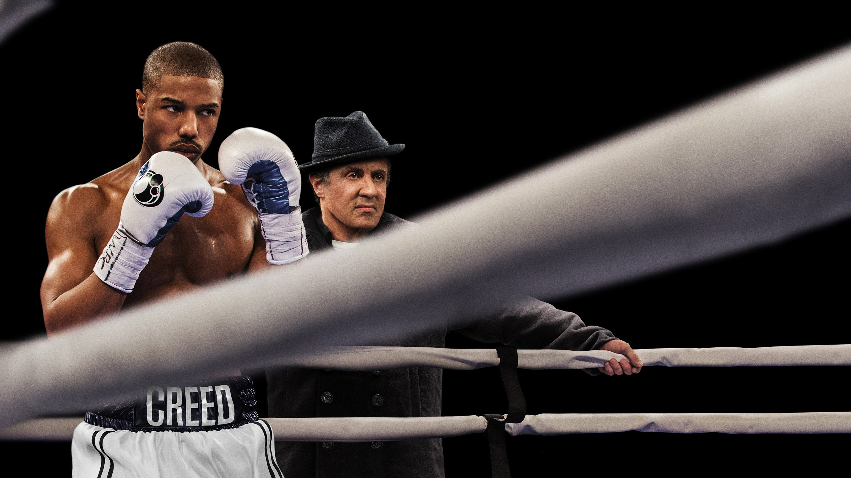 Michael B Jordan And Sylvester Stallone In Creed Hd Movies 4k Wallpapers Images Backgrounds Photos And Pictures