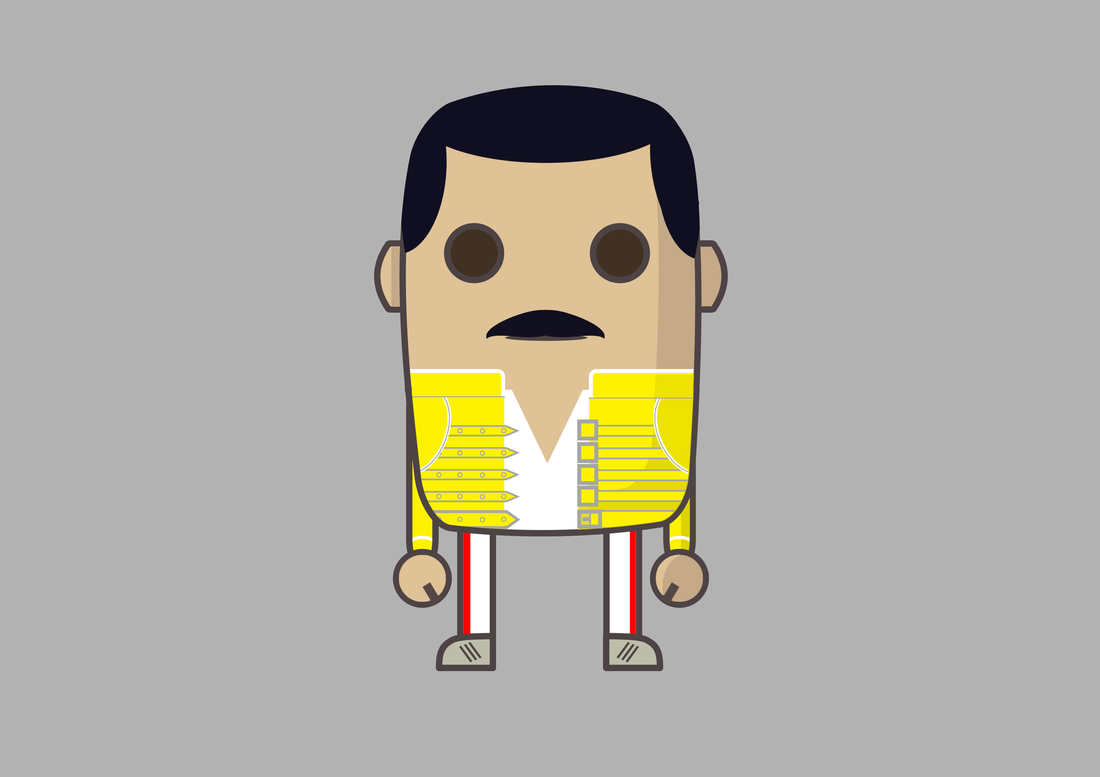 320x240 Mime Freddie Mercury Apple Iphone Ipod Touch Galaxy Ace Hd 4k Wallpapers Images Backgrounds Photos And Pictures