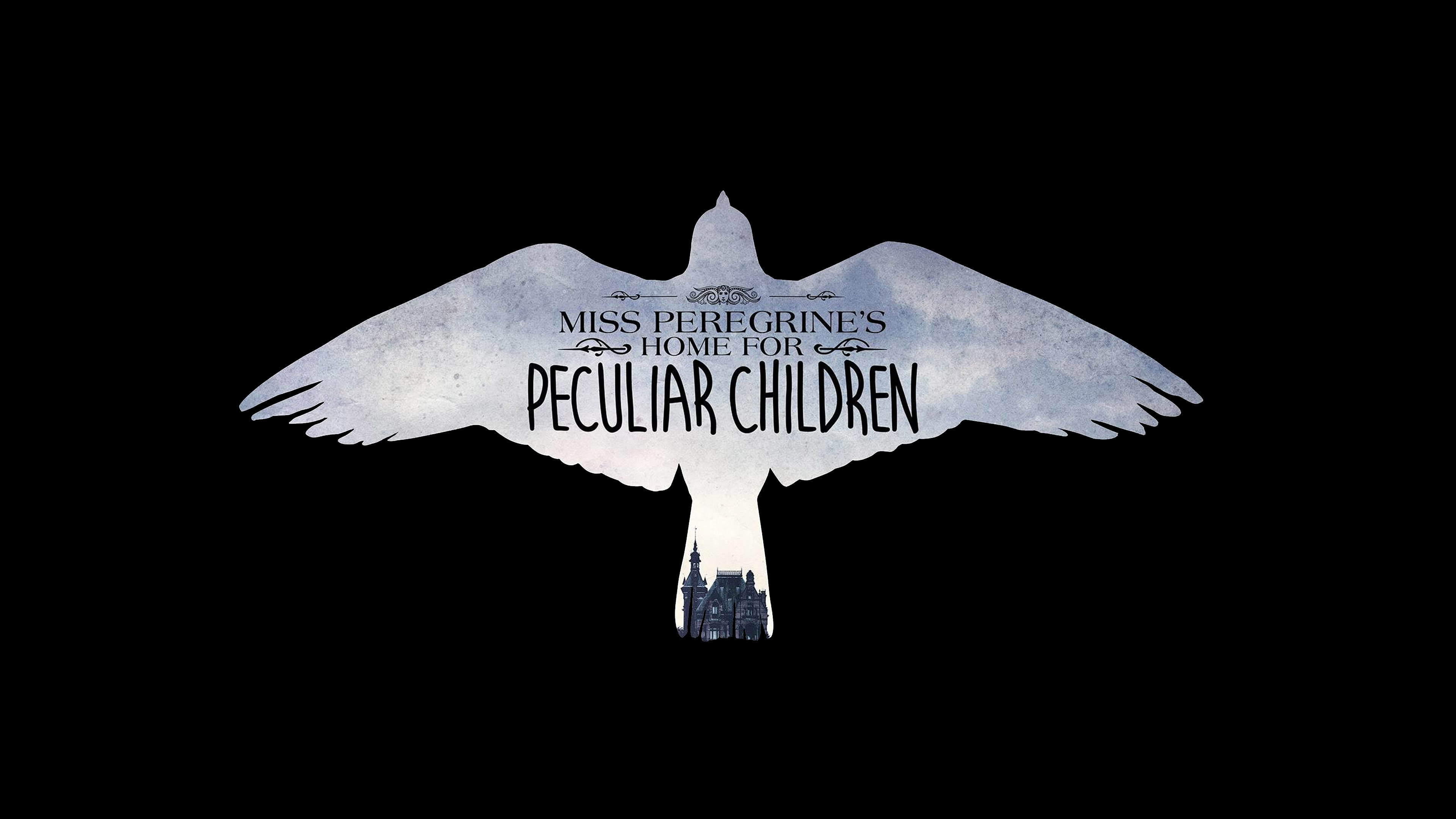 1366x768 Miss Peregrines Home For Peculiar Children Logo 1366x768
