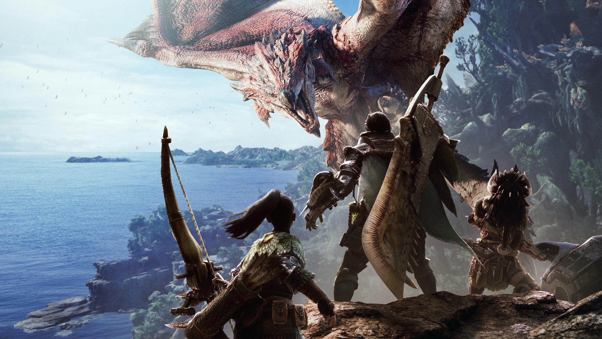 Monster Hunter World Hd Hd Games 4k Wallpapers Images