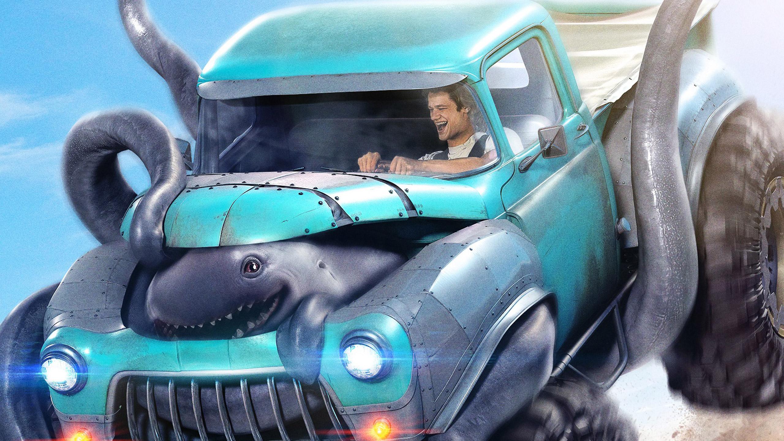 Monster Trucks 2017 Movie, HD Movies