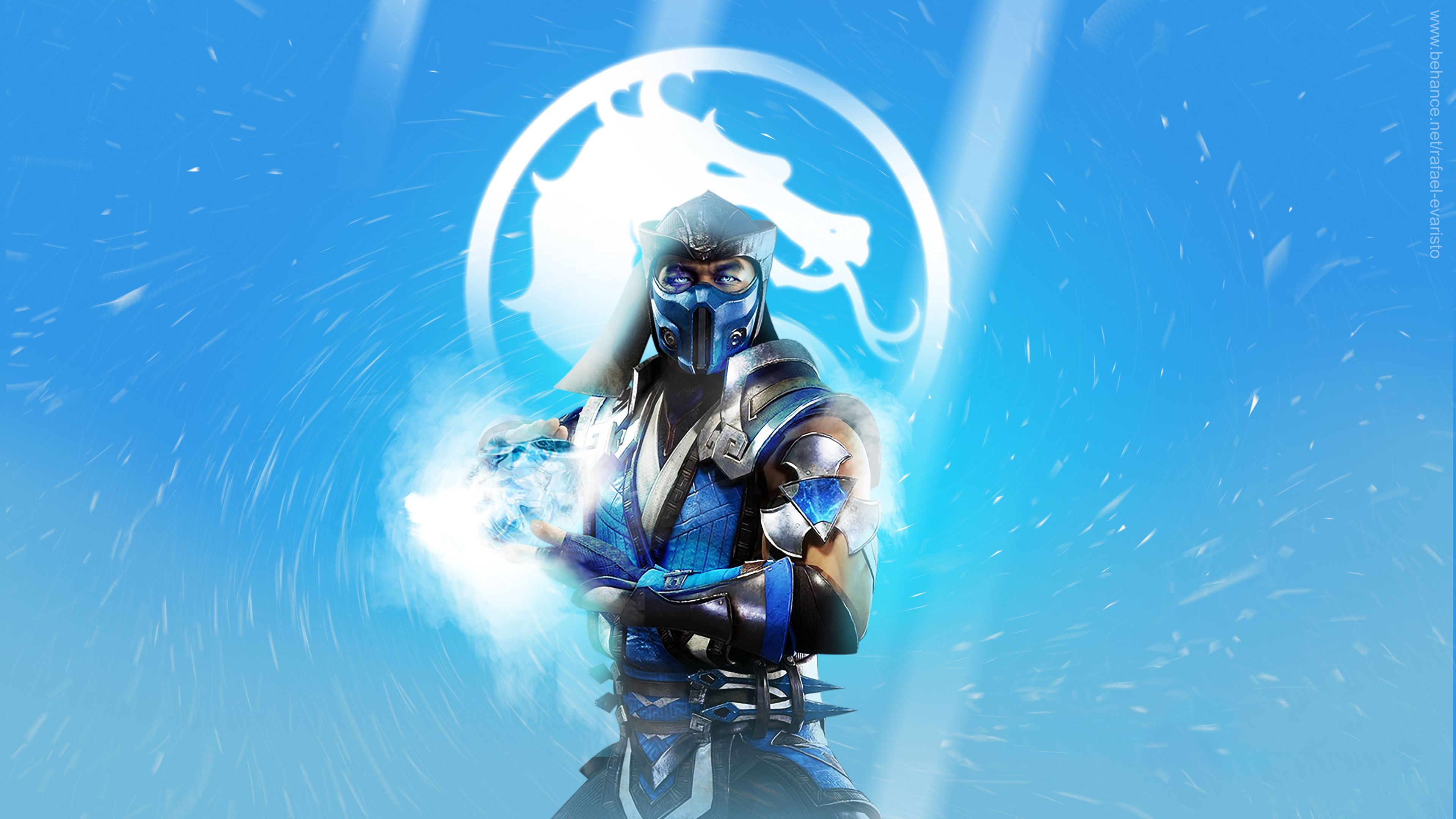 Mortal Kombat Sub Zero 4k 2019 Hd Games 4k Wallpapers Images
