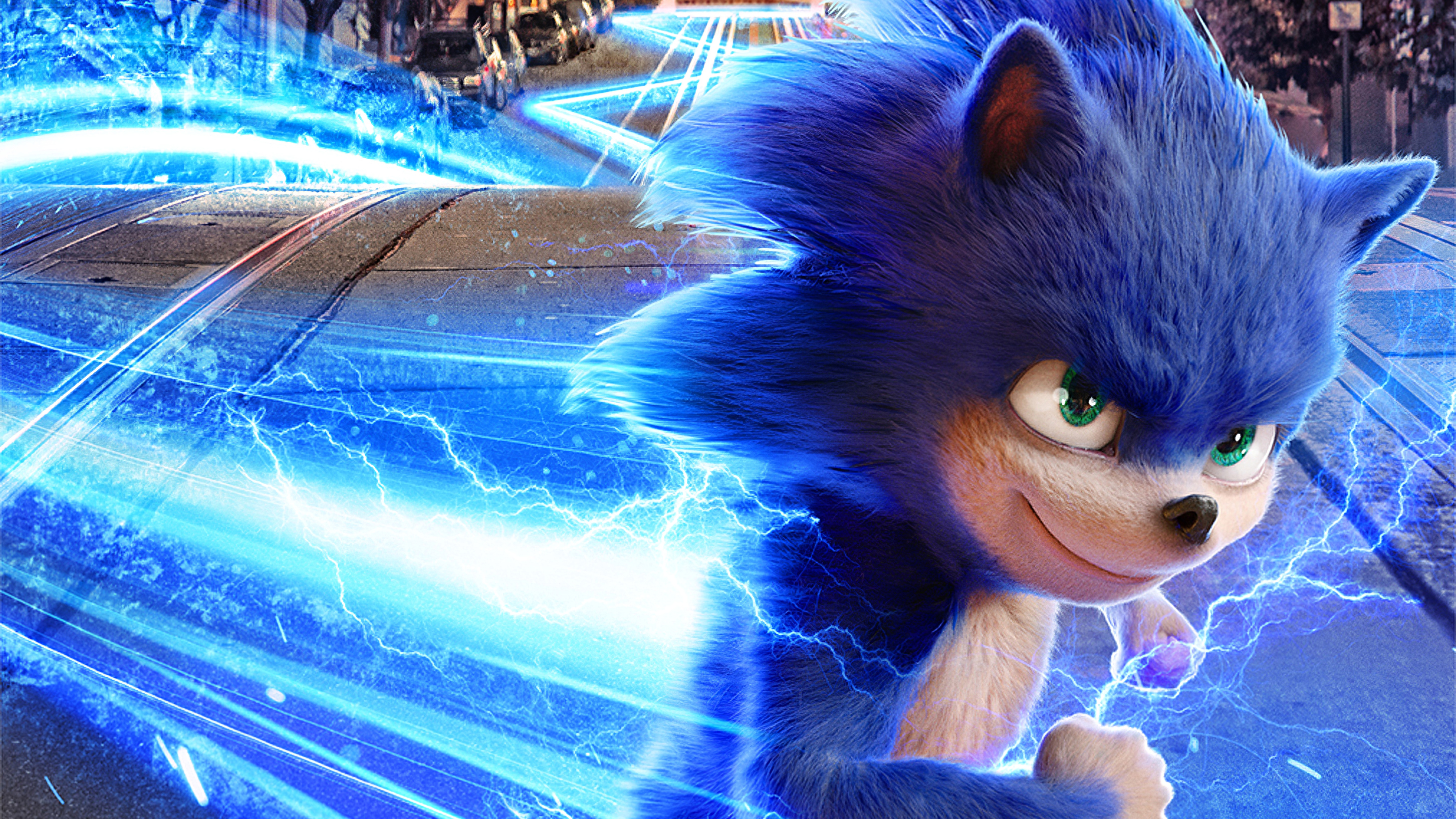 Movie Sonic The Hedgehog 2020 Hd Movies 4k Wallpapers Images Backgrounds Photos And Pictures