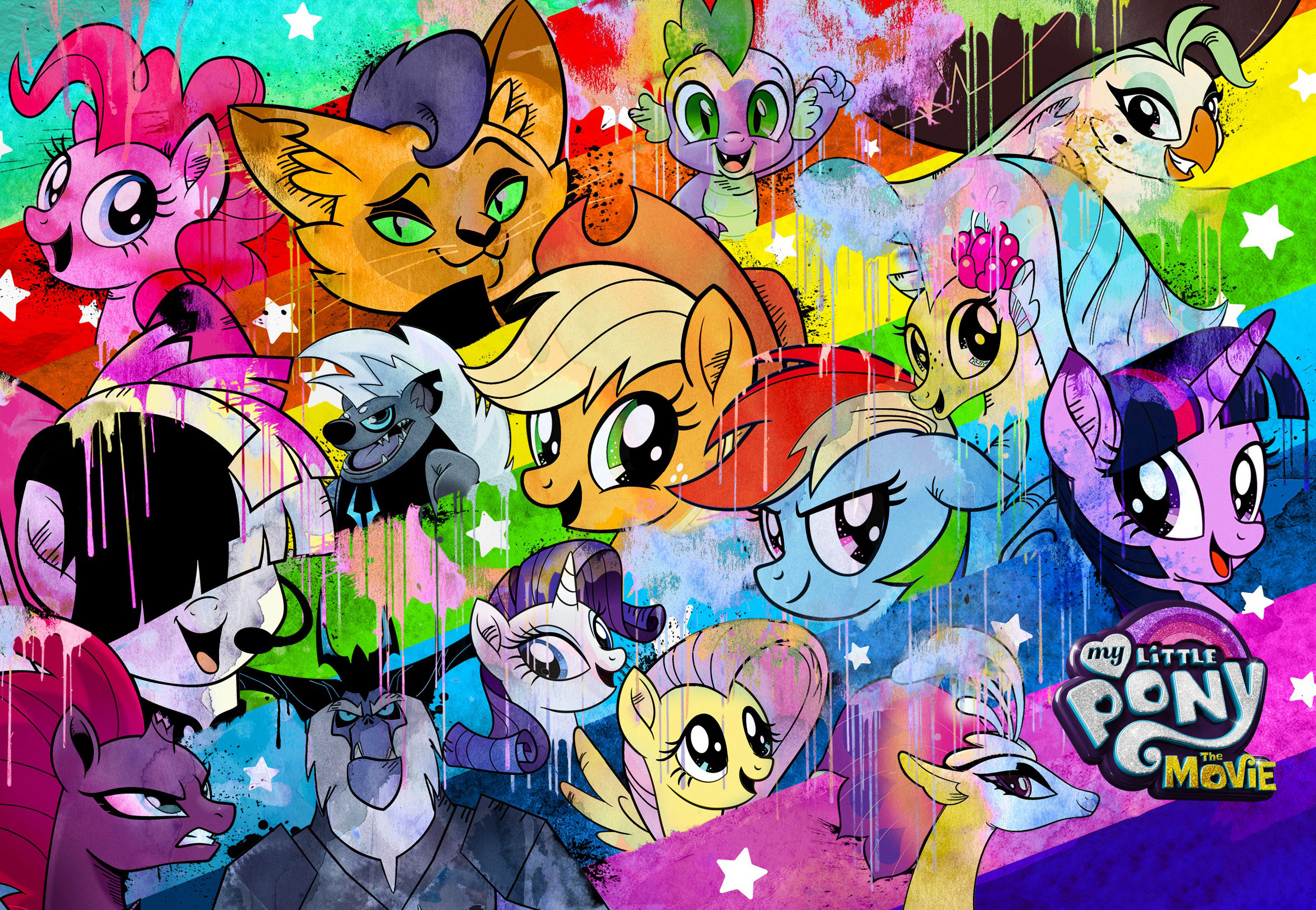 1125x2436 My Little Pony Movie Iphone Xs Iphone 10 Iphone X Hd 4k