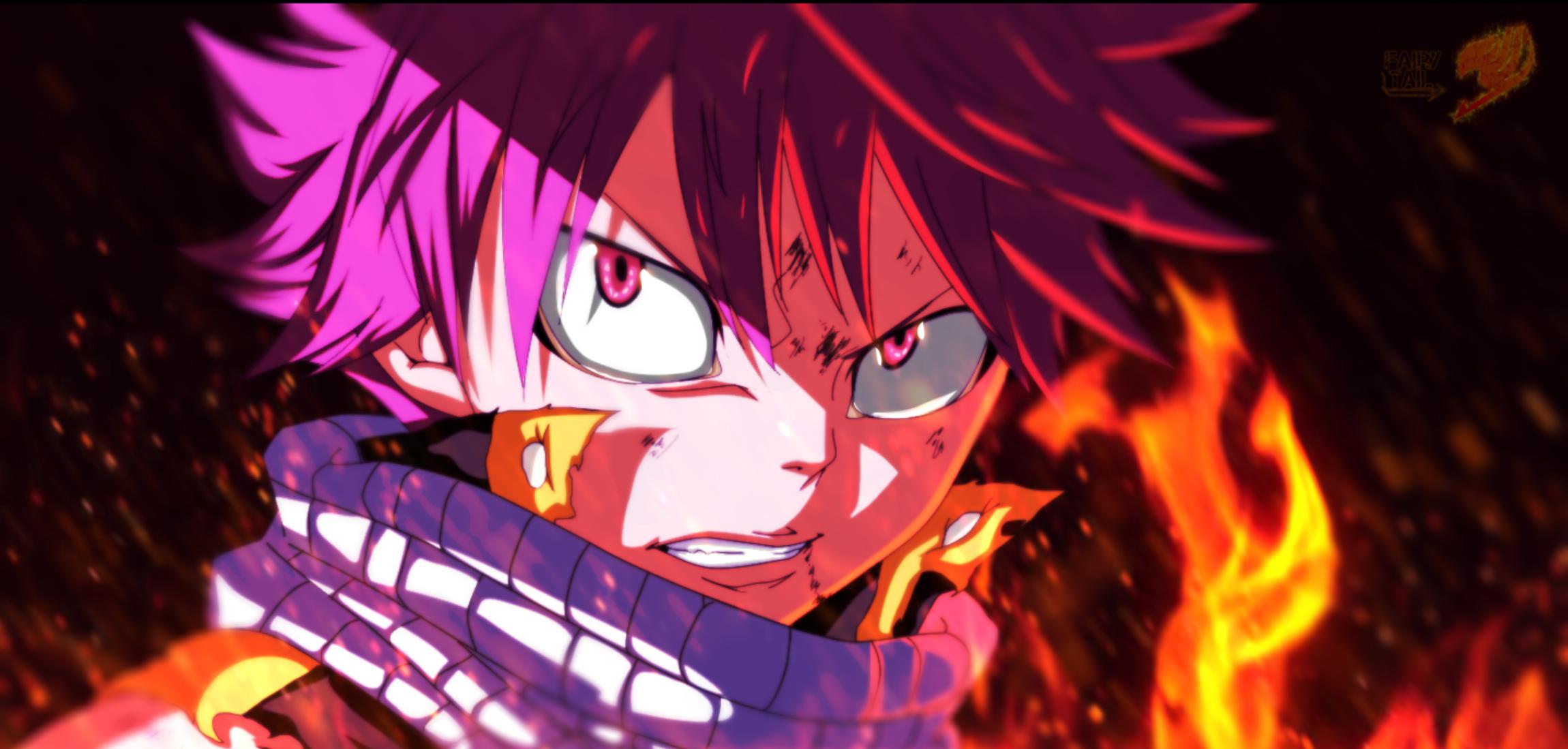 Natsu Dragneel, HD Anime, 4k Wallpapers