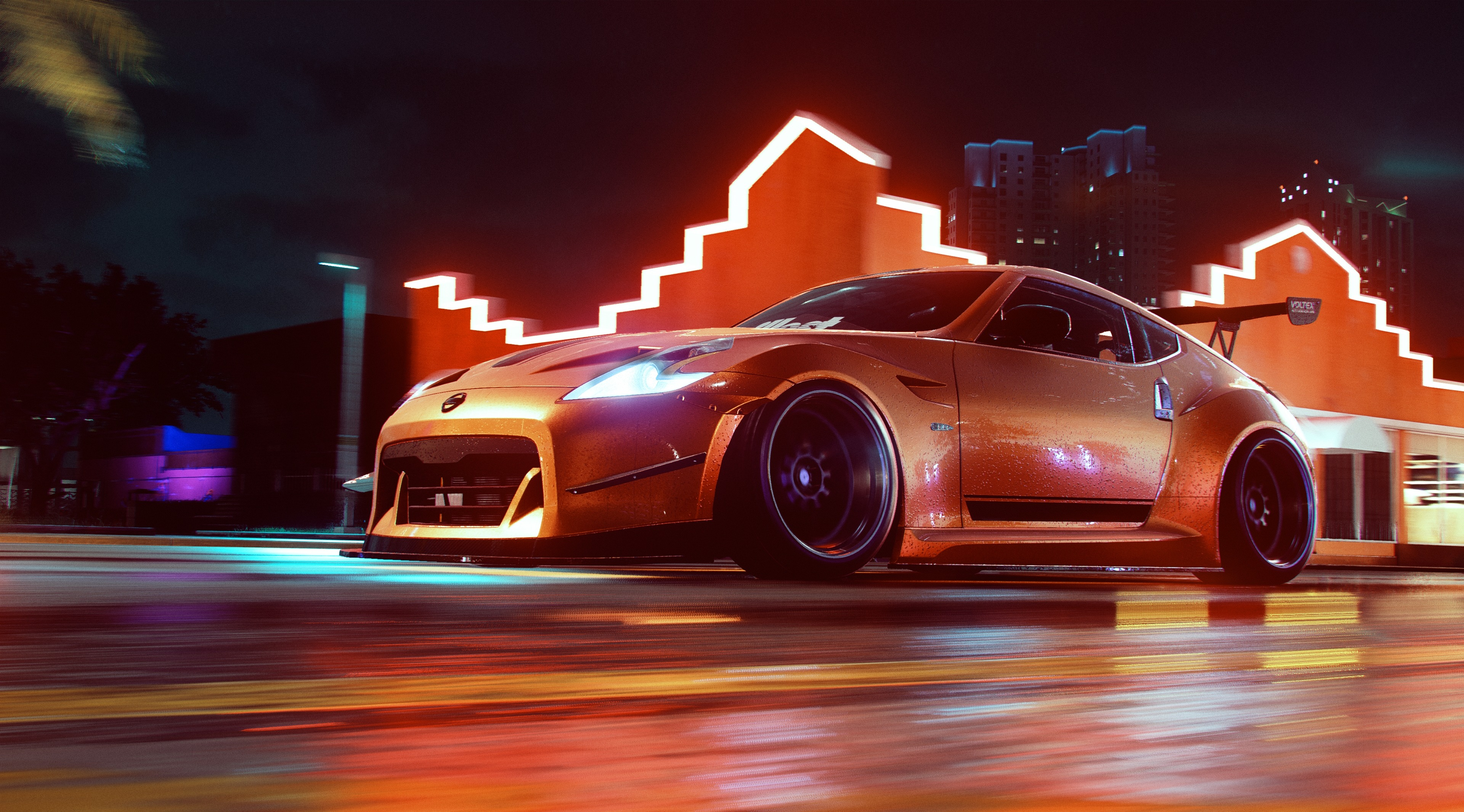 Need For Speed Heat Nissan 370z Hd Games 4k Wallpapers Images Backgrounds Photos And Pictures