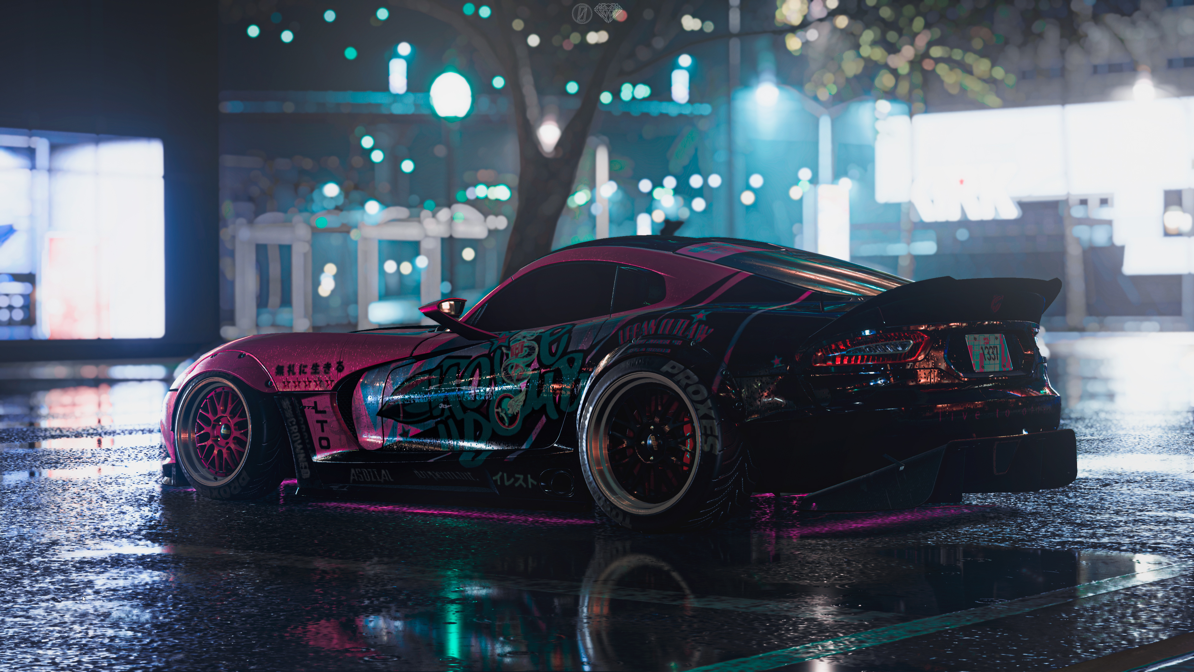 Need For Speed Heat Srt Viper 4k Hd Games 4k Wallpapers Images
