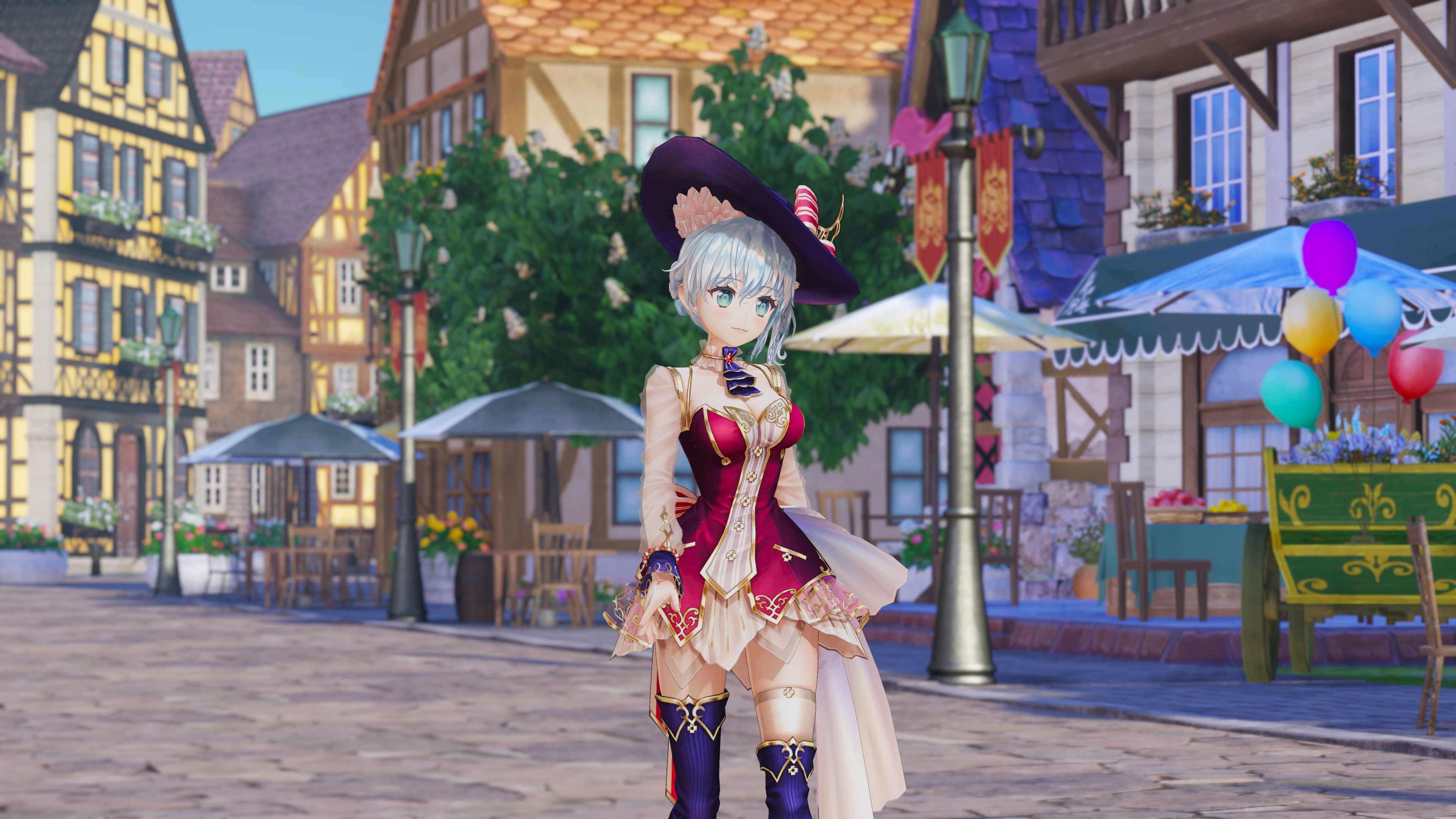 Nelke And The Legendary Alchemists Atelier Of The New World Hd