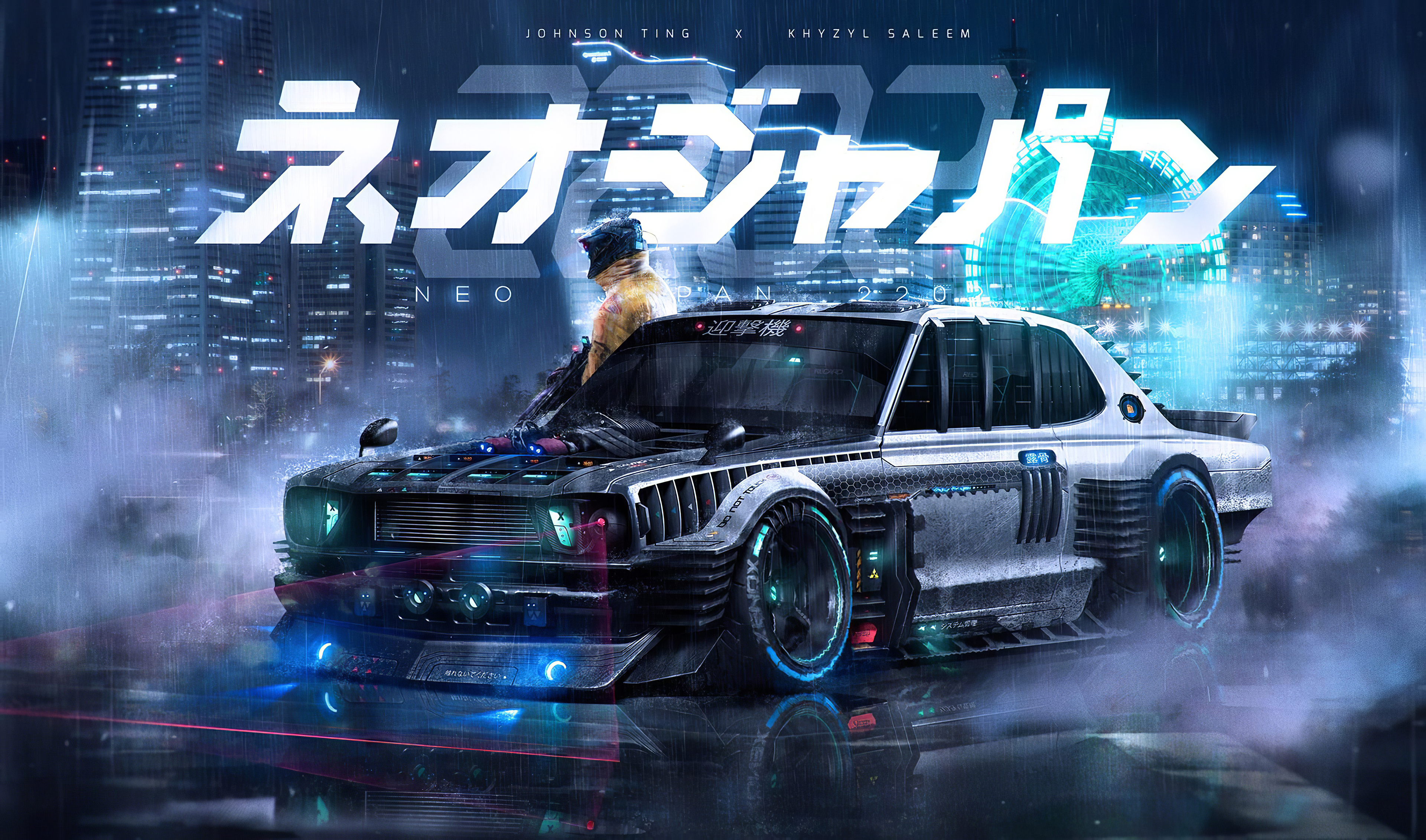 Neo Japan 2202 4k Hd Artist 4k Wallpapers Images Backgrounds Photos And Pictures