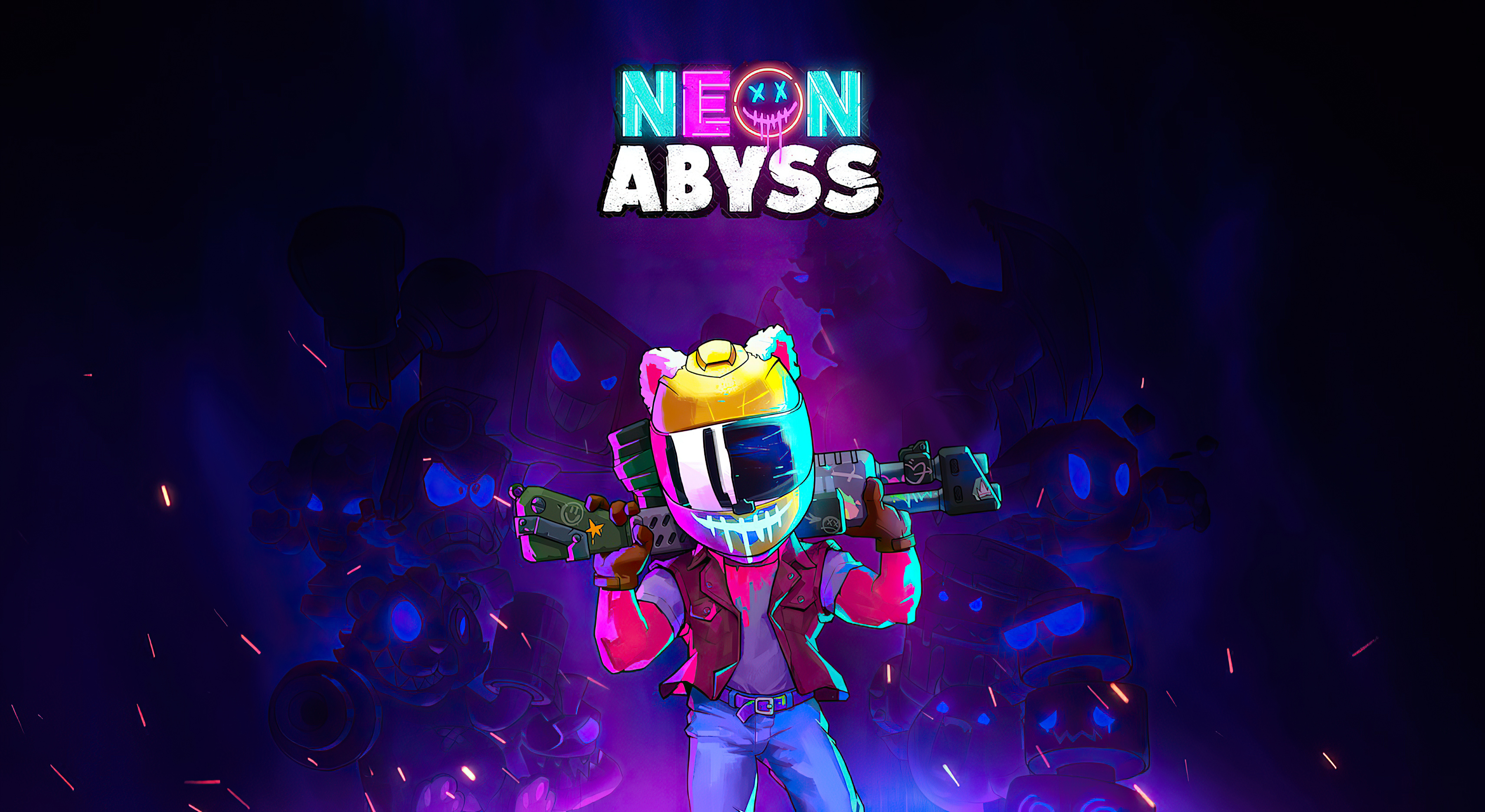 Neon Abyss Customize Your Death Hd Games 4k Wallpapers Images Backgrounds Photos And Pictures