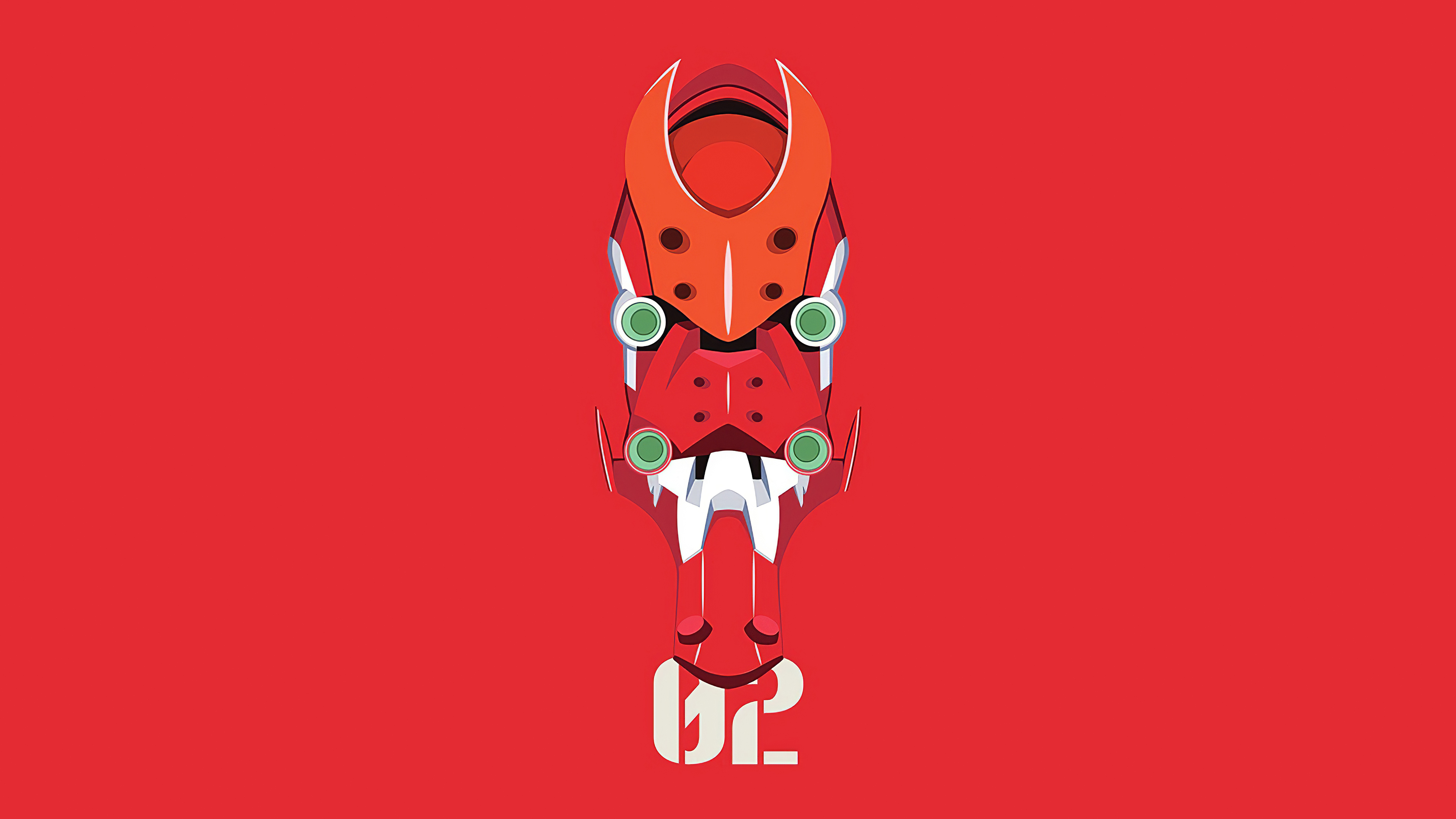 Neon Genesis Evangelion Eva Unit 02 4k Hd Anime 4k Wallpapers Images Backgrounds Photos And Pictures