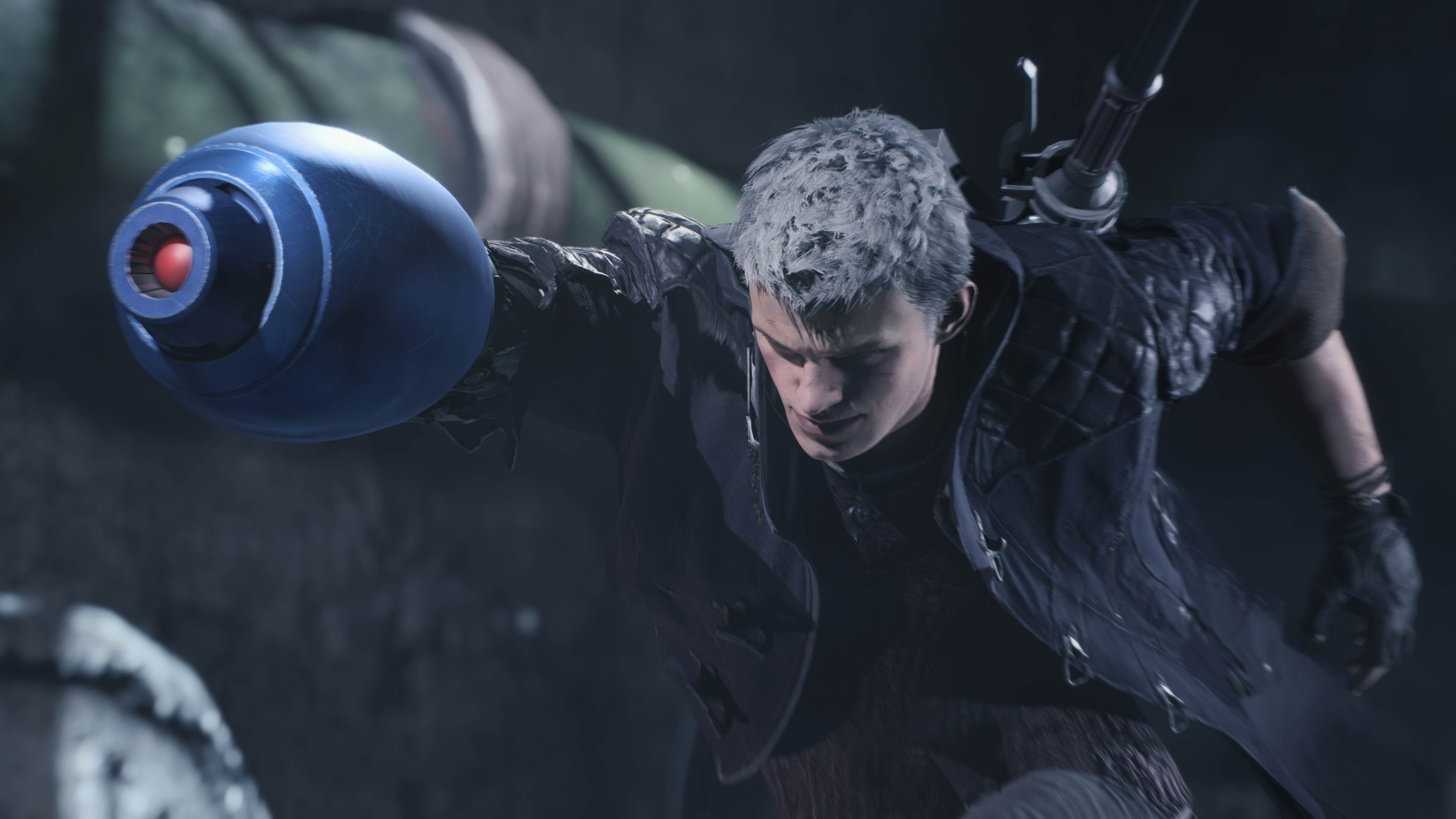 1024x768 Nero Devil May Cry 5 2019 4k 1024x768 Resolution Hd