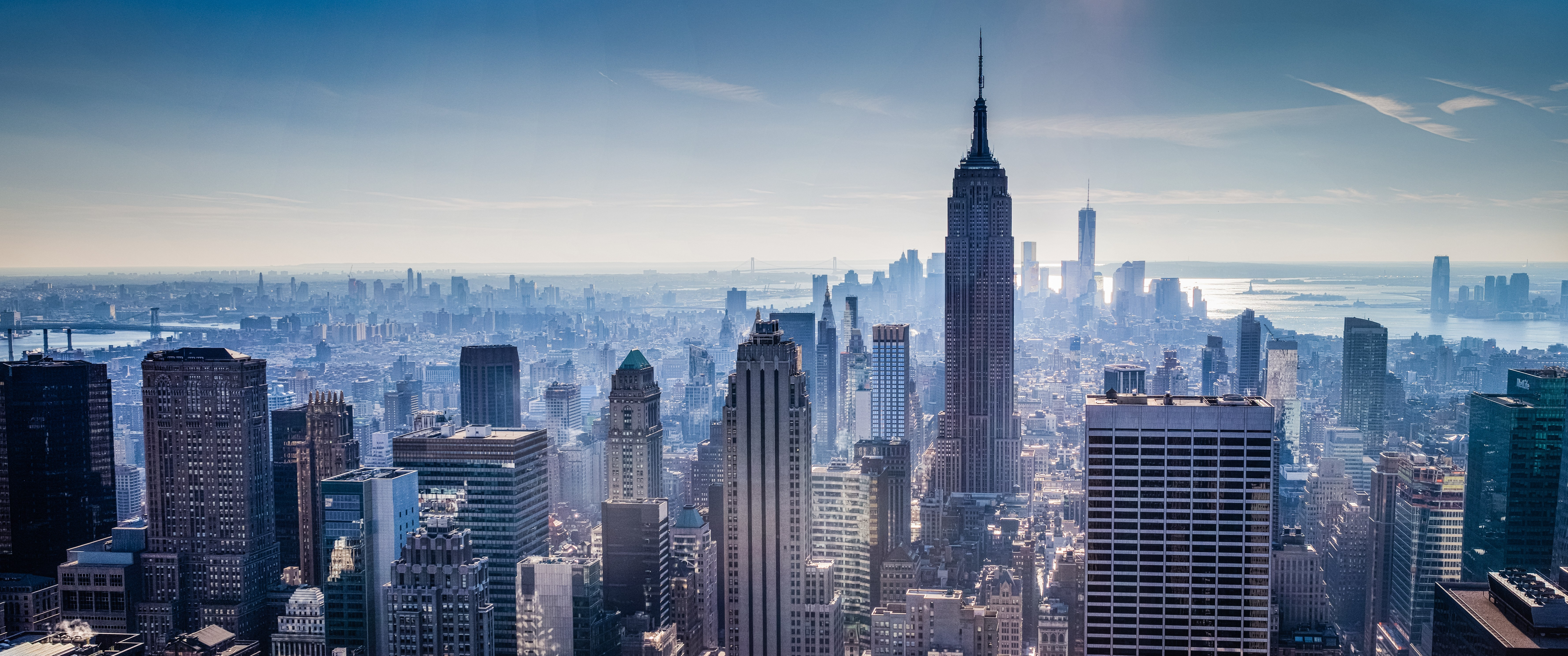 New York City Wide 8k Hd World 4k Wallpapers Images
