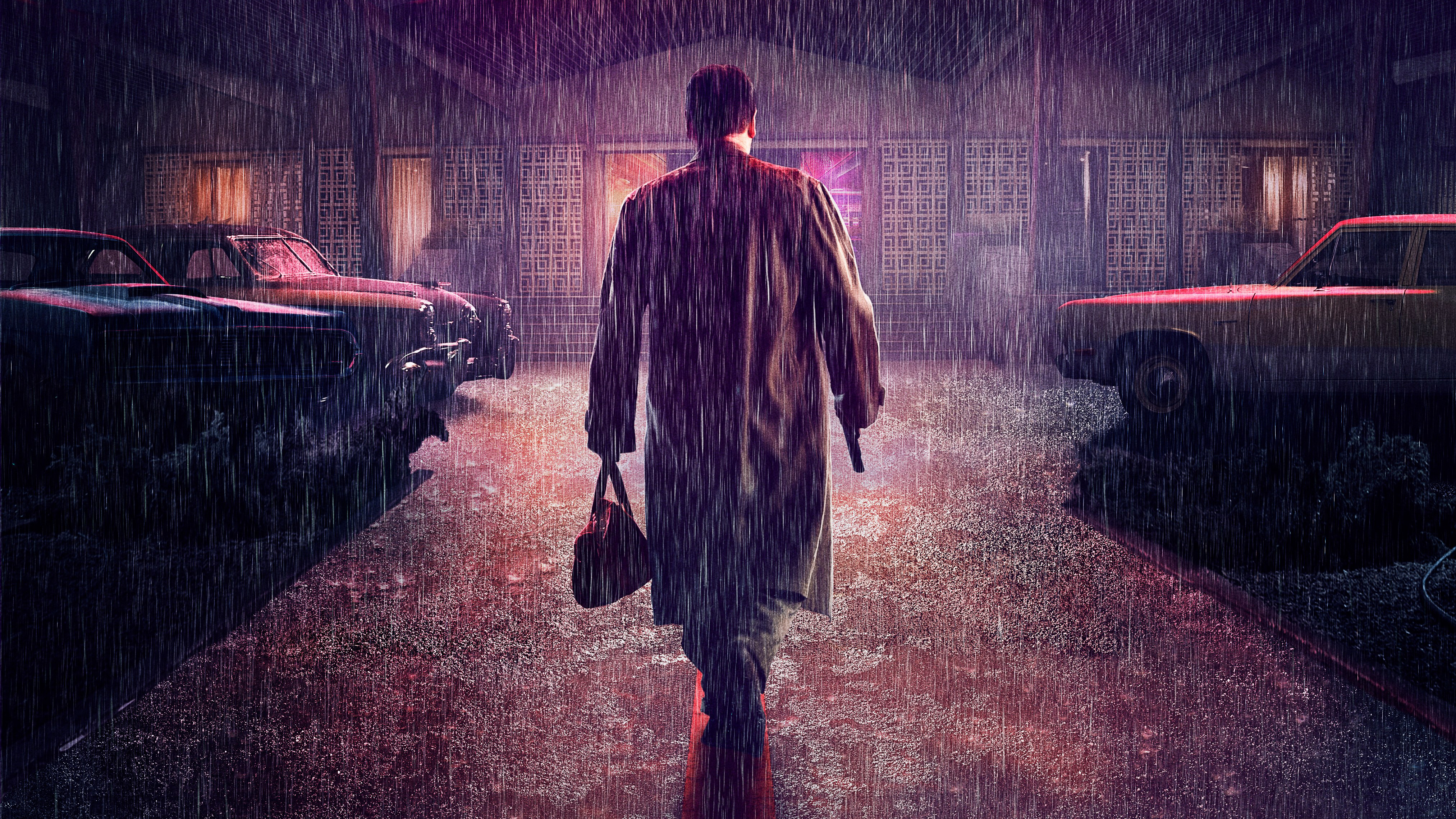 Nick Offerman In Bad Times At The El Royale Hd Movies 4k
