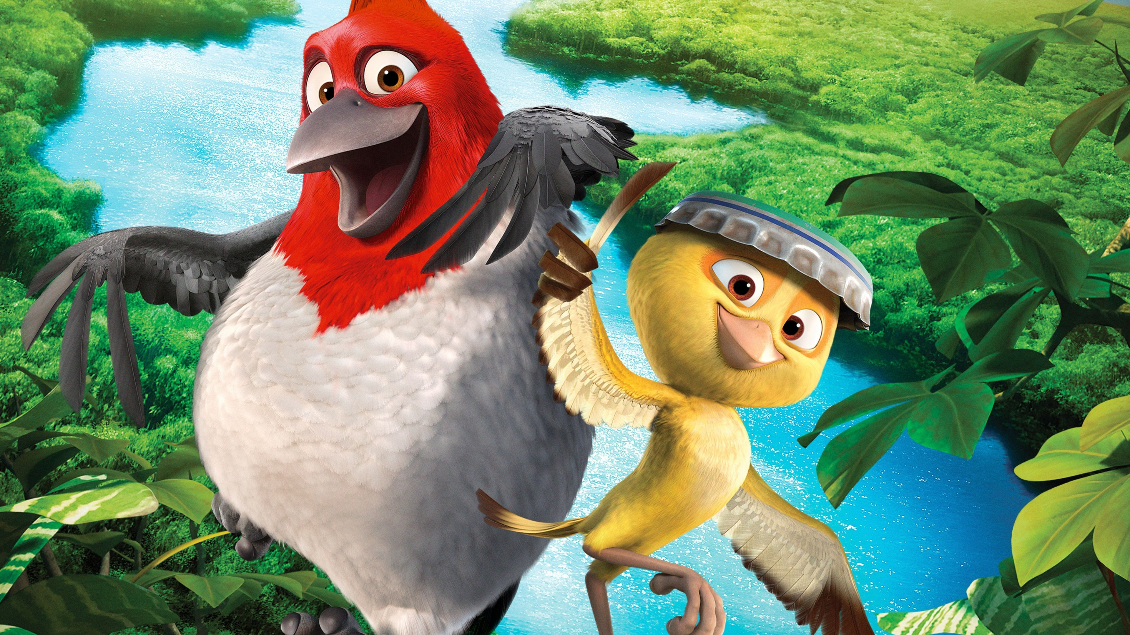 Nico Pedro In Rio 2, HD Movies, 4k Wallpapers, Images