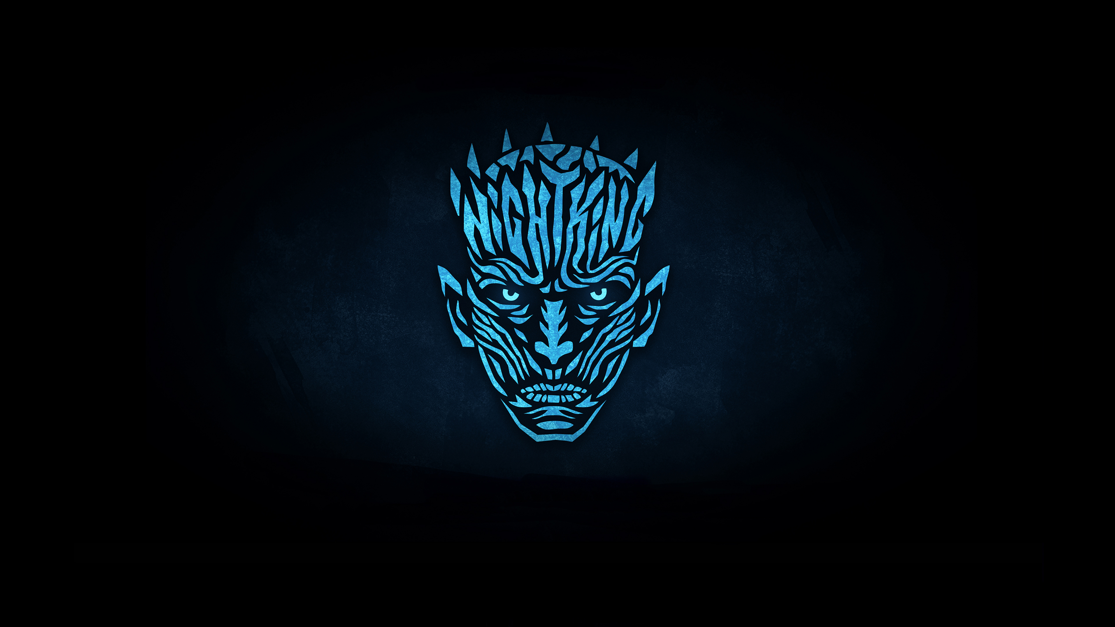 Night King Minimalist Logo 4k Hd Tv Shows 4k Wallpapers Images Backgrounds Photos And Pictures