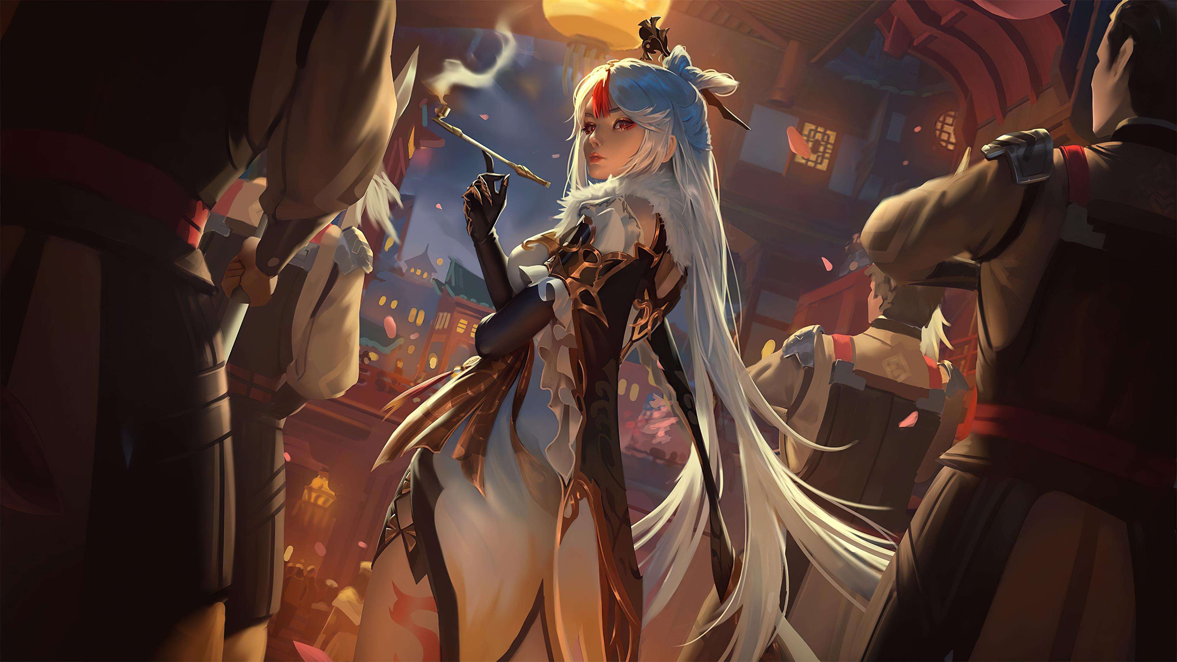 Ningguang From Genshin Impact 4k, HD Games, 4k Wallpapers ...