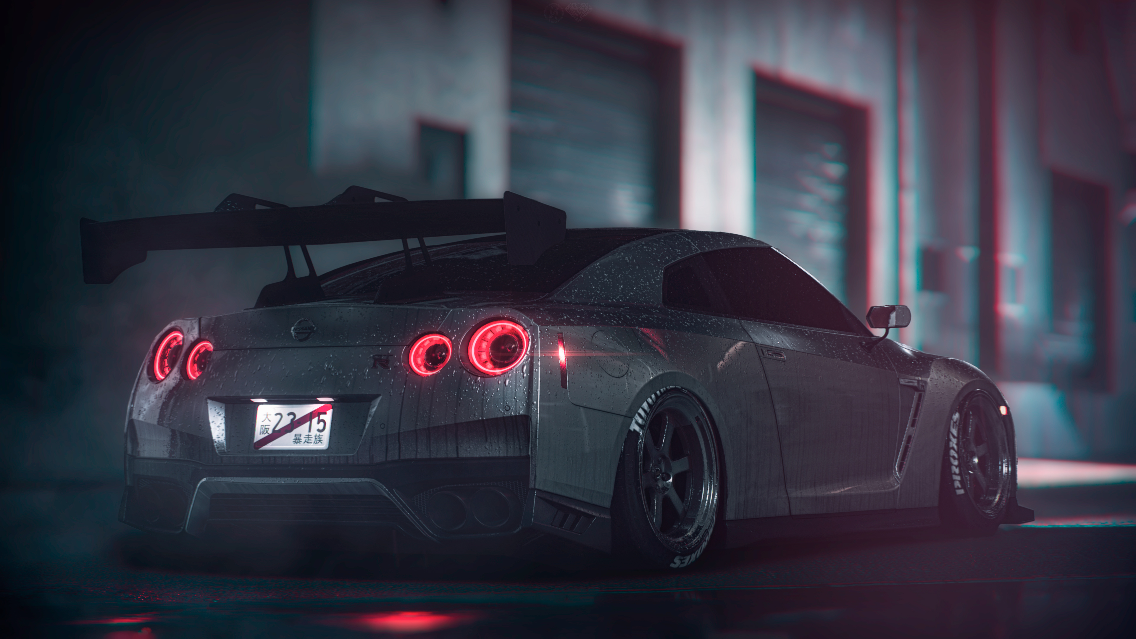 Nissan Gtr 2019 4k Hd Games 4k Wallpapers Images Backgrounds Photos And Pictures