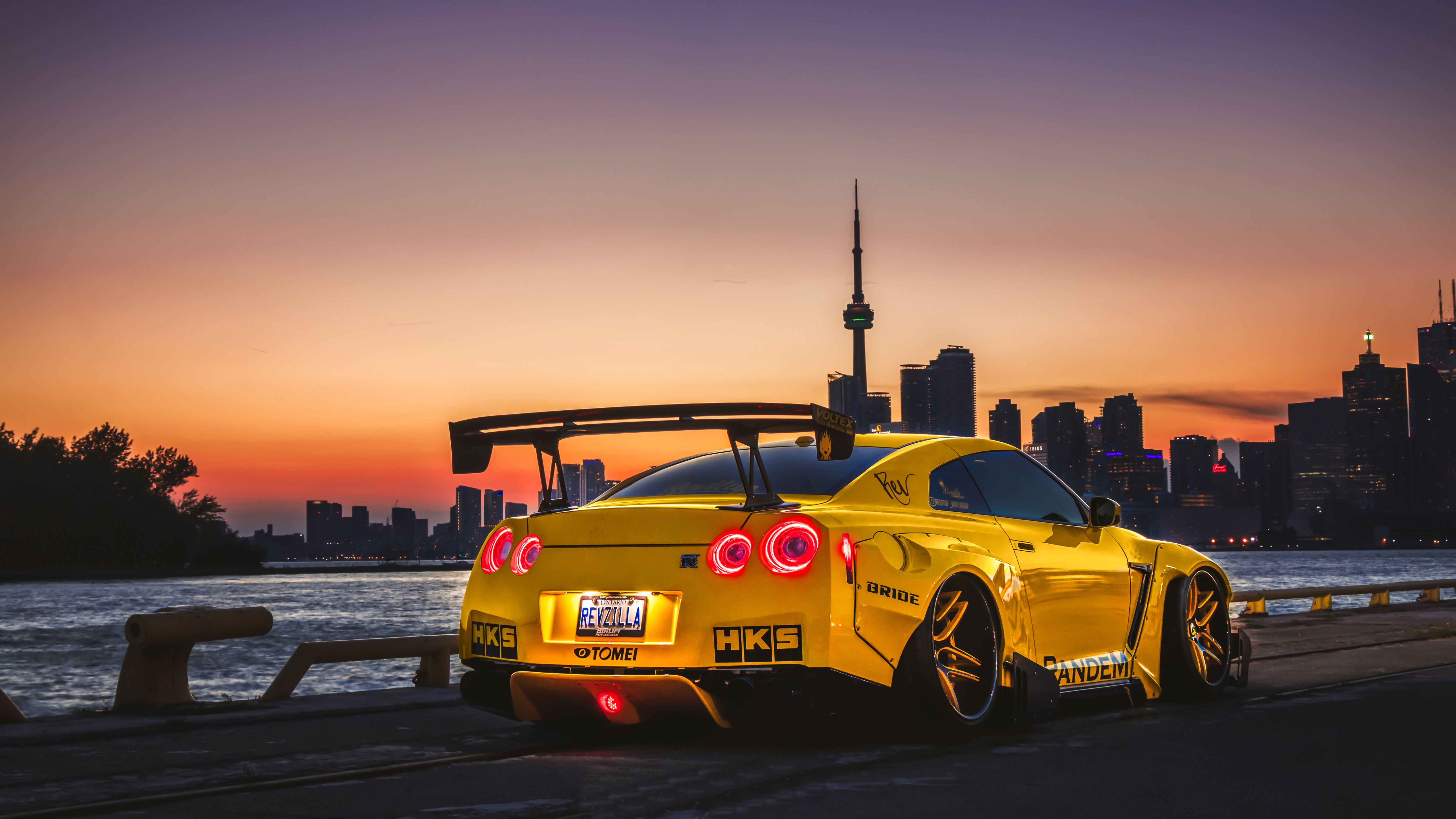 Nissan Gtr Canada Hd Cars 4k Wallpapers Images