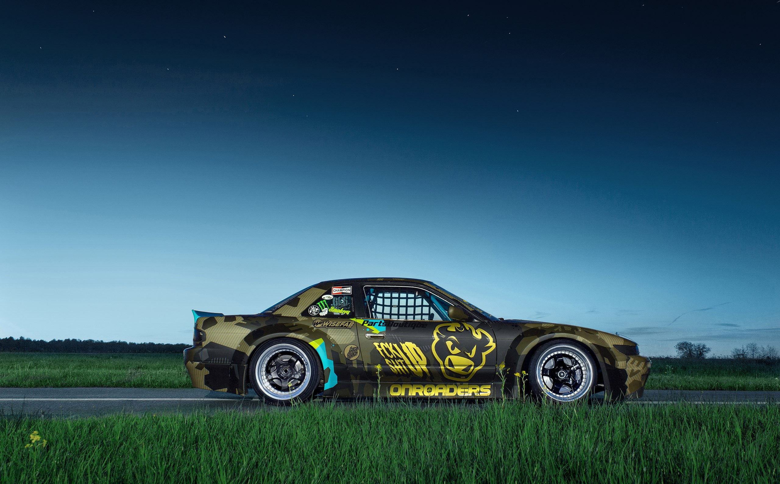 Nissan Silvia S13 Hd Cars 4k Wallpapers Images Backgrounds Photos And Pictures