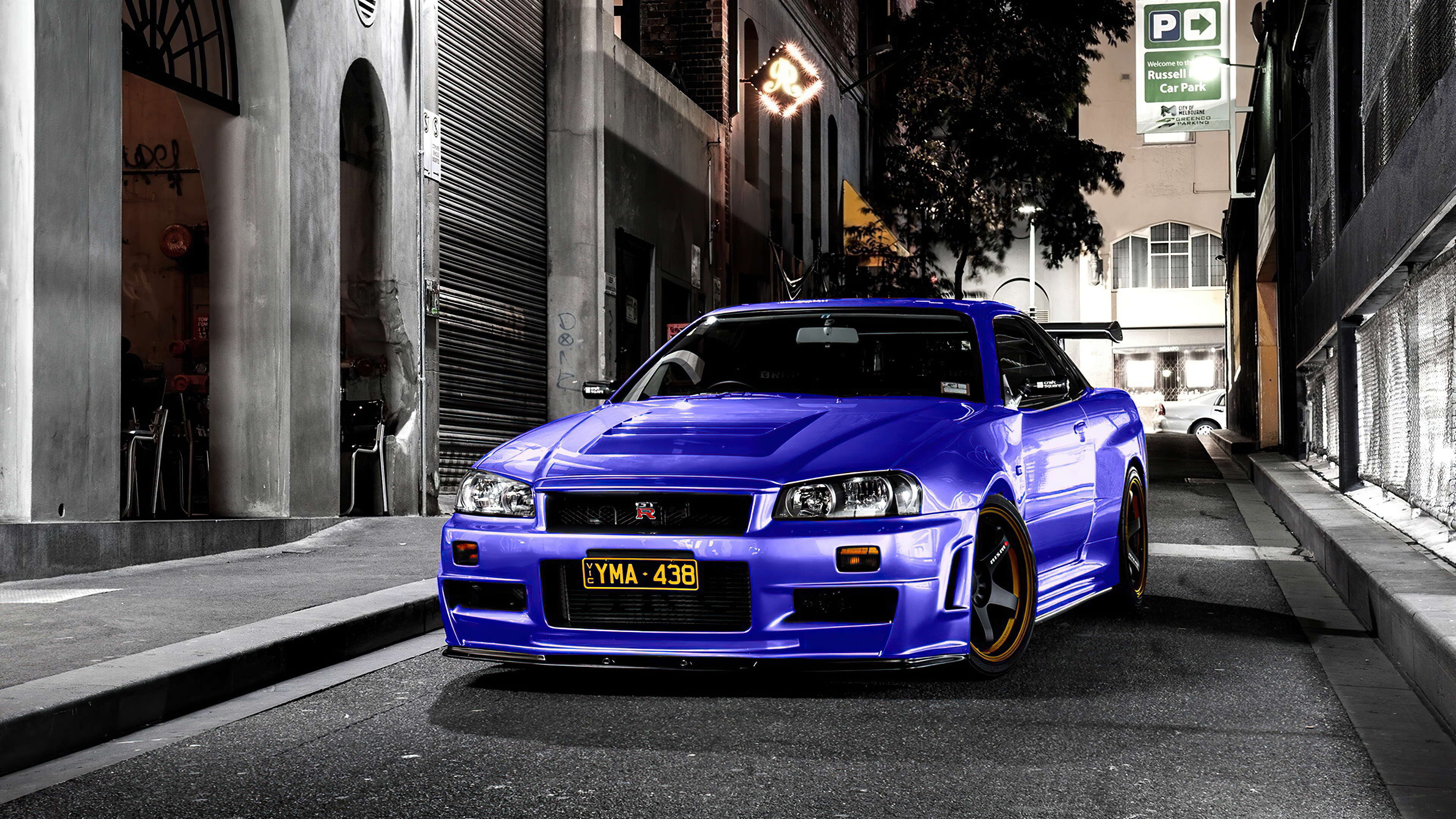 Nissan Skyline Gtr R34 4k Hd Cars 4k Wallpapers Images Backgrounds Photos And Pictures