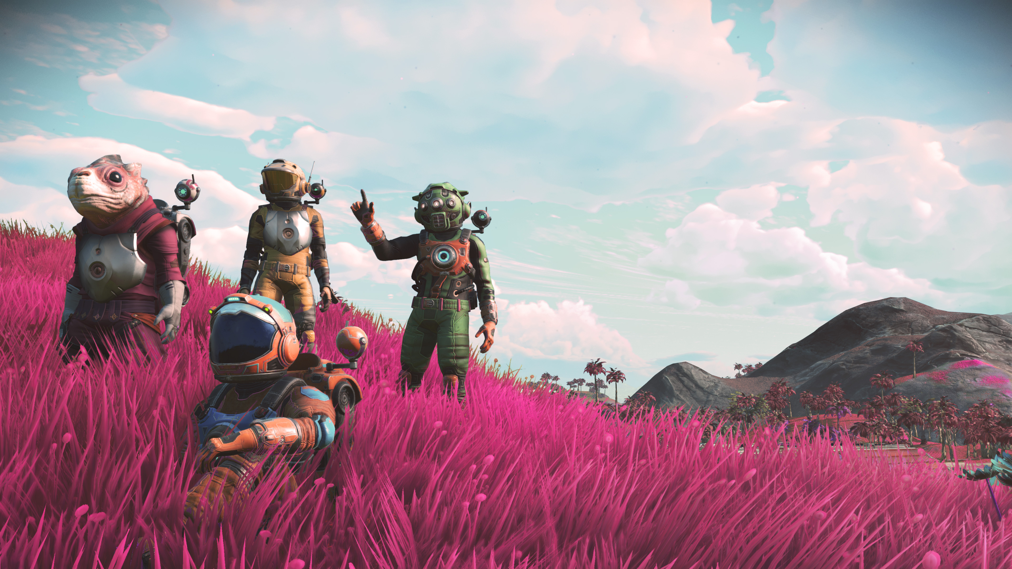No Mans Sky Next 4k Hd Games 4k Wallpapers Images Backgrounds