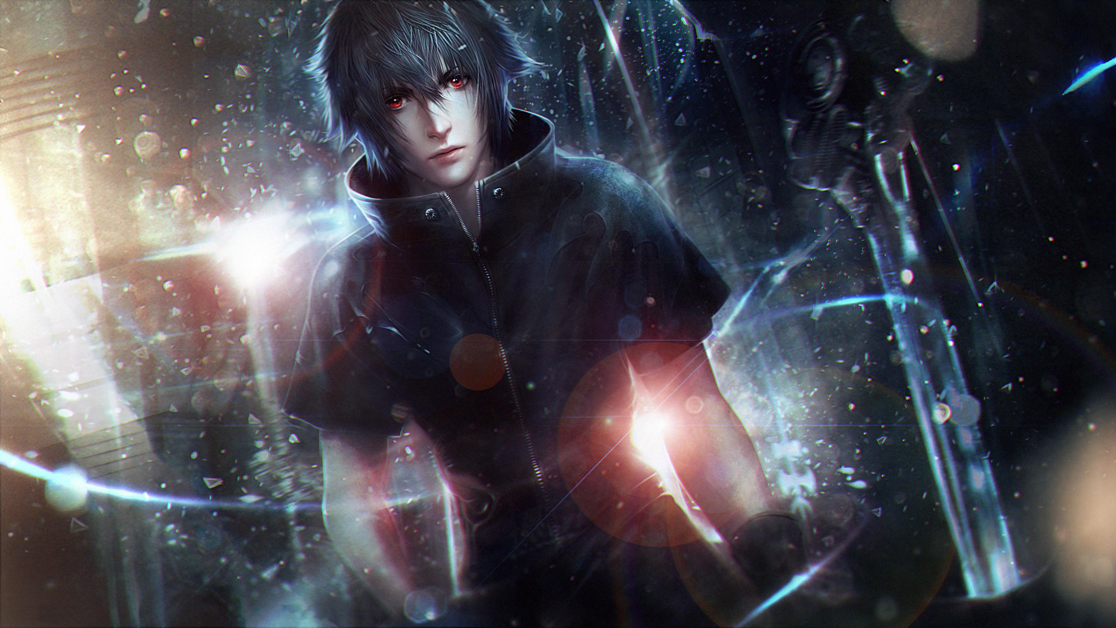 Noctis Lucis Caelum Final Fantasy Xv Artwork Hd Games 4k