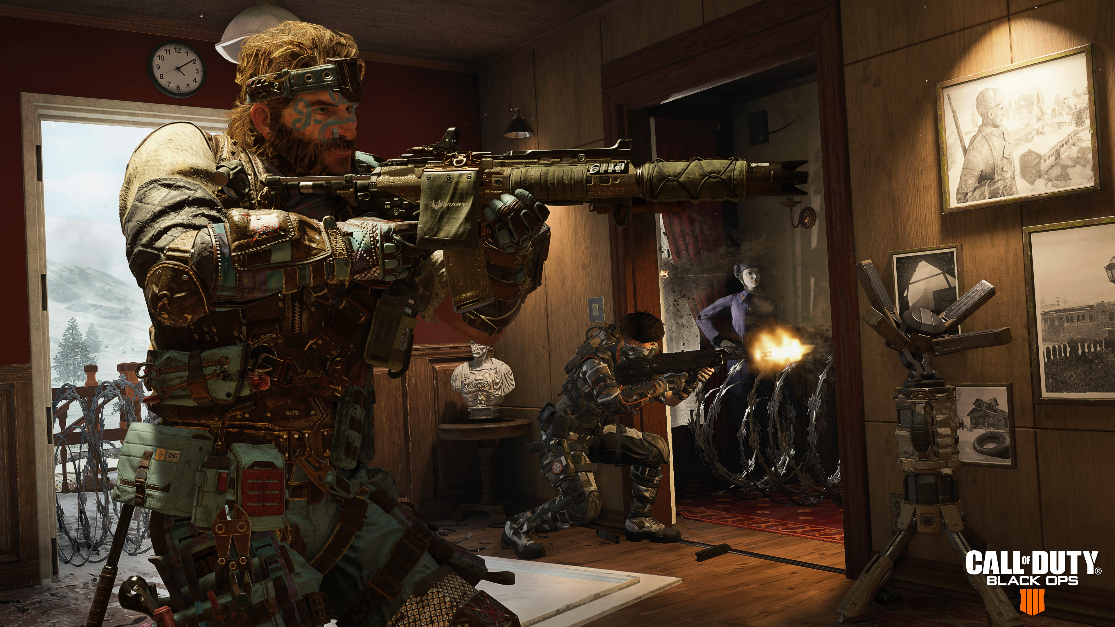 Nuketown Call Of Duty Black Ops 4 Hd Games 4k Wallpapers Images