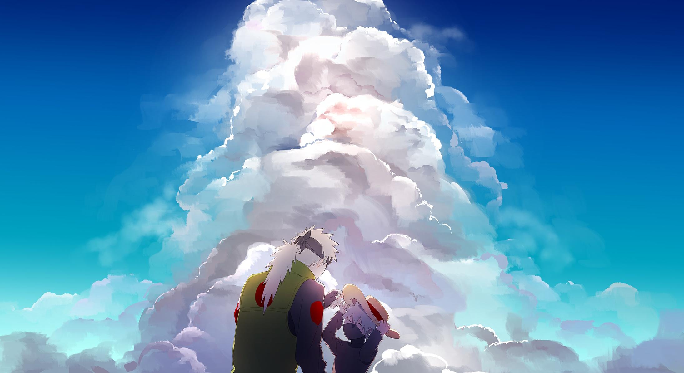 obito uchiha with guru