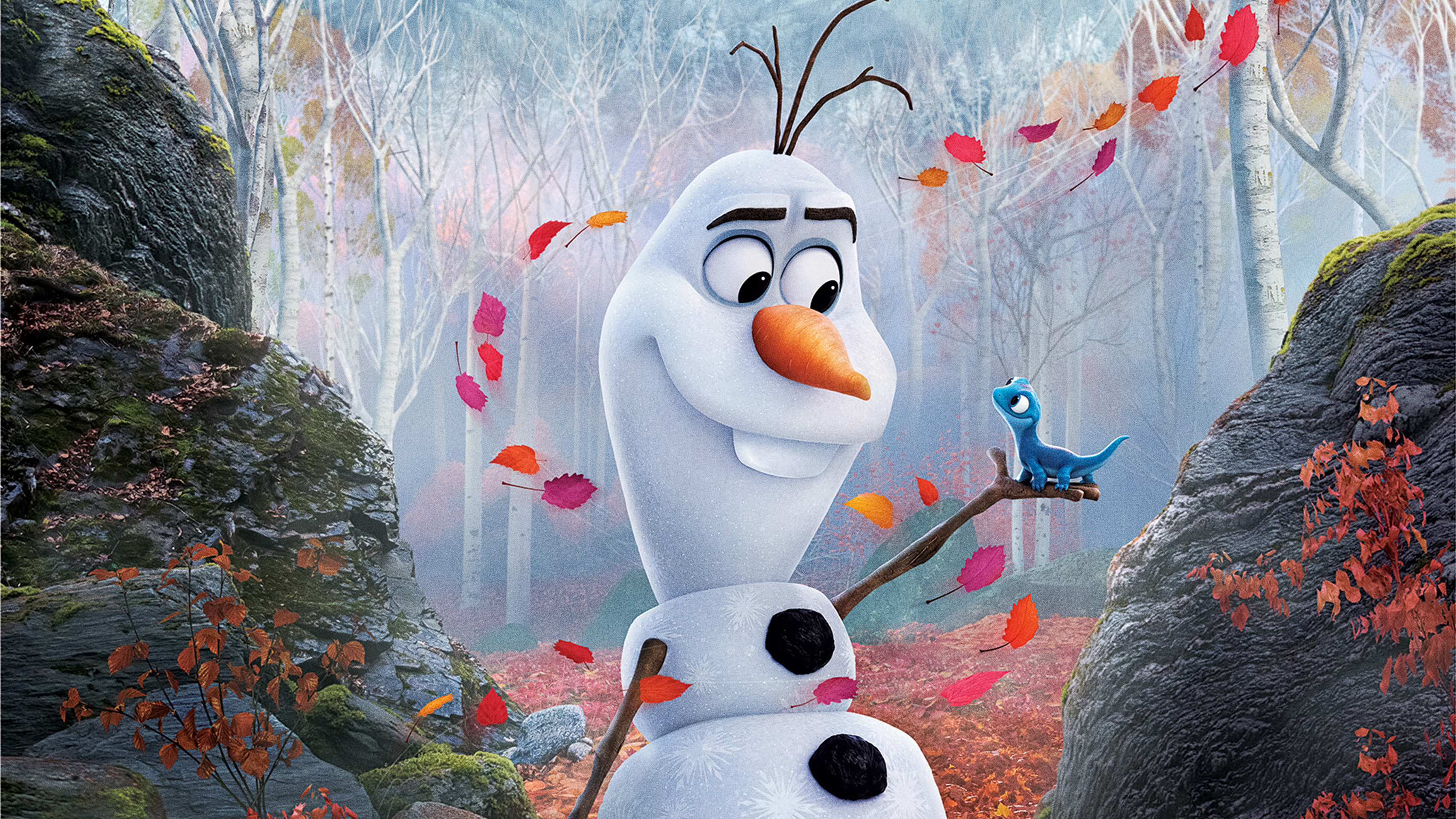 Olaf In Frozen 2 2019 Hd Movies 4k Wallpapers Images Backgrounds Photos And Pictures