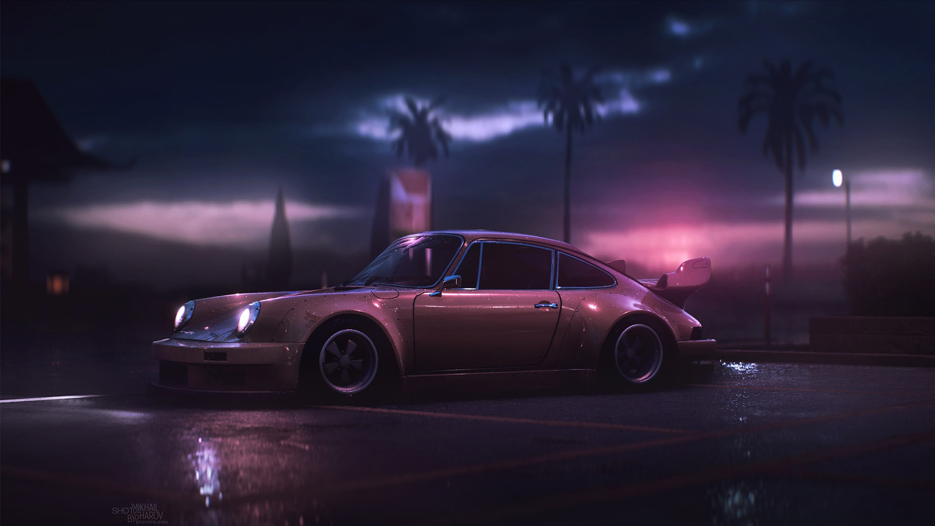 1920x1080 Old Porsche 911 Laptop Full Hd 1080p Hd 4k Wallpapers Images Backgrounds Photos And Pictures