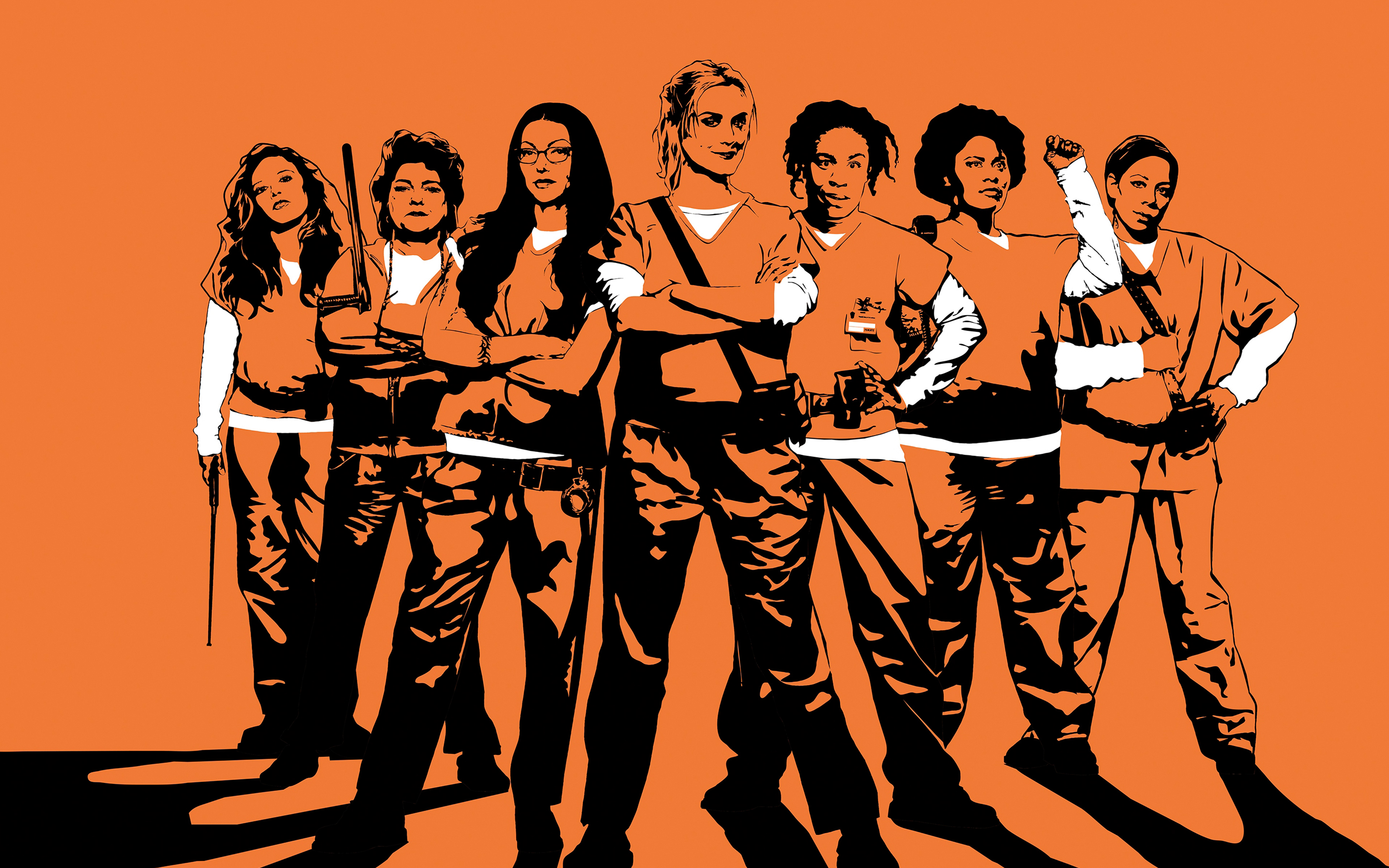 Orange Is The New Black Season 5 Hd Tv Shows 4k Wallpapers Images Backgrounds Photos And Pictures