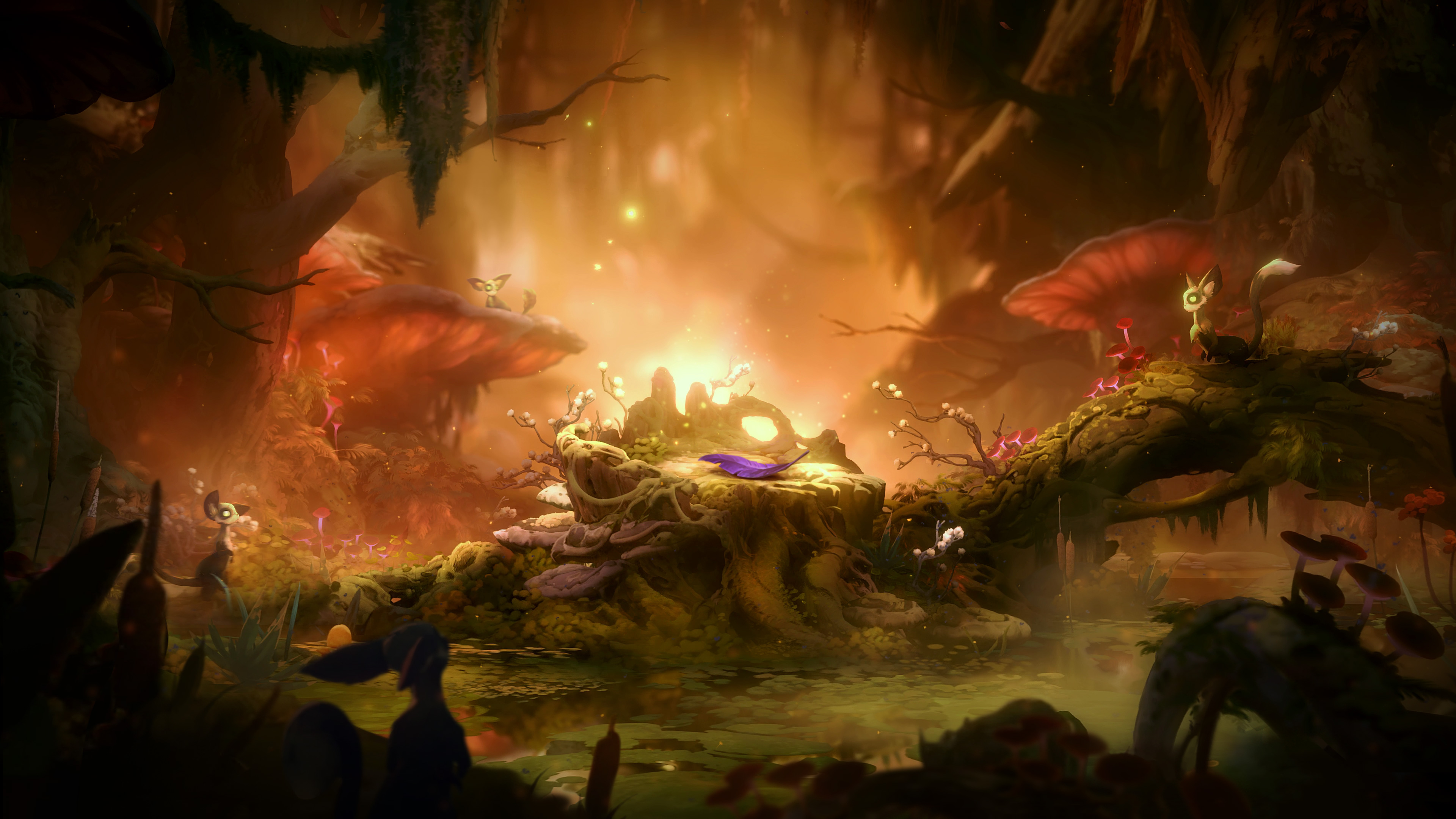 2560x1440 Ori And The Will Of The Wisps 5k 1440p Resolution Hd 4k