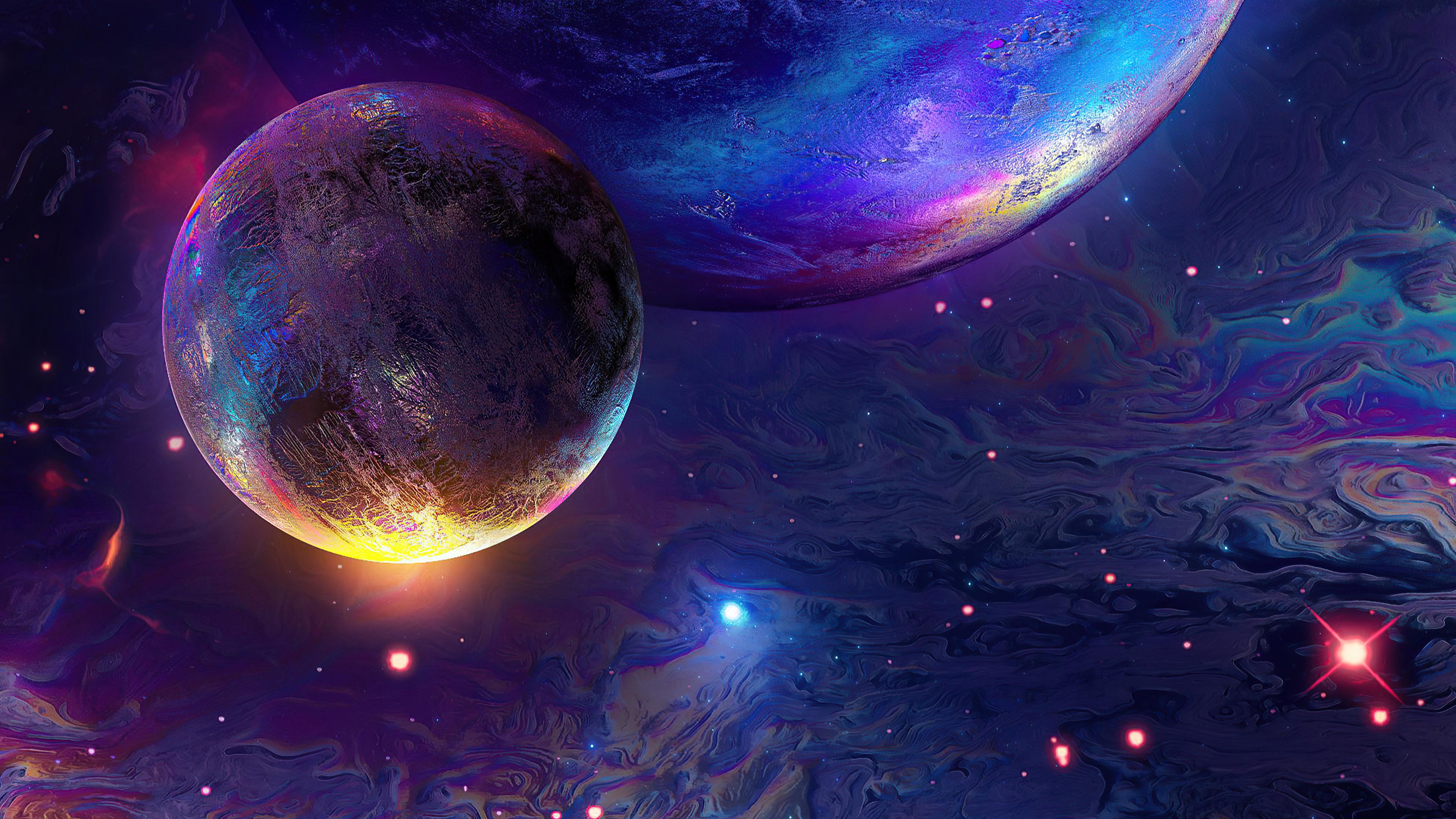 Outer Digital Space, HD Digital Universe, 4k Wallpapers ...