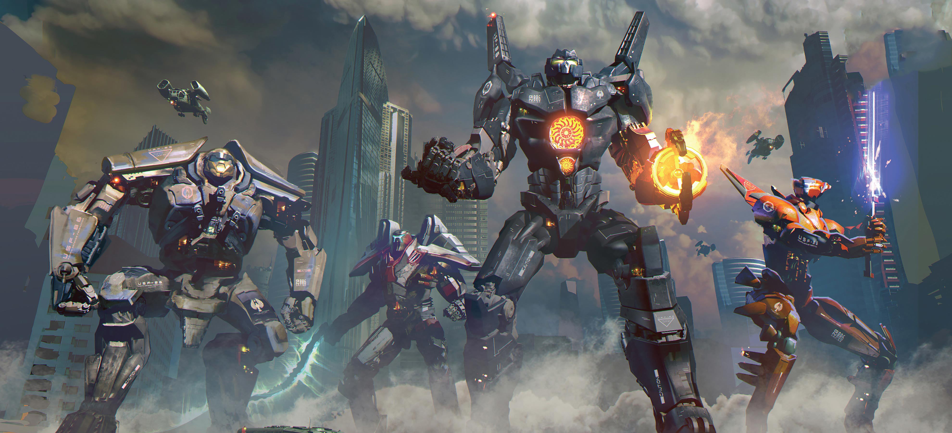 Pacific Rim Uprising 2018 Artwork Hd Movies 4k Wallpapers Images Backgrounds Photos And Pictures