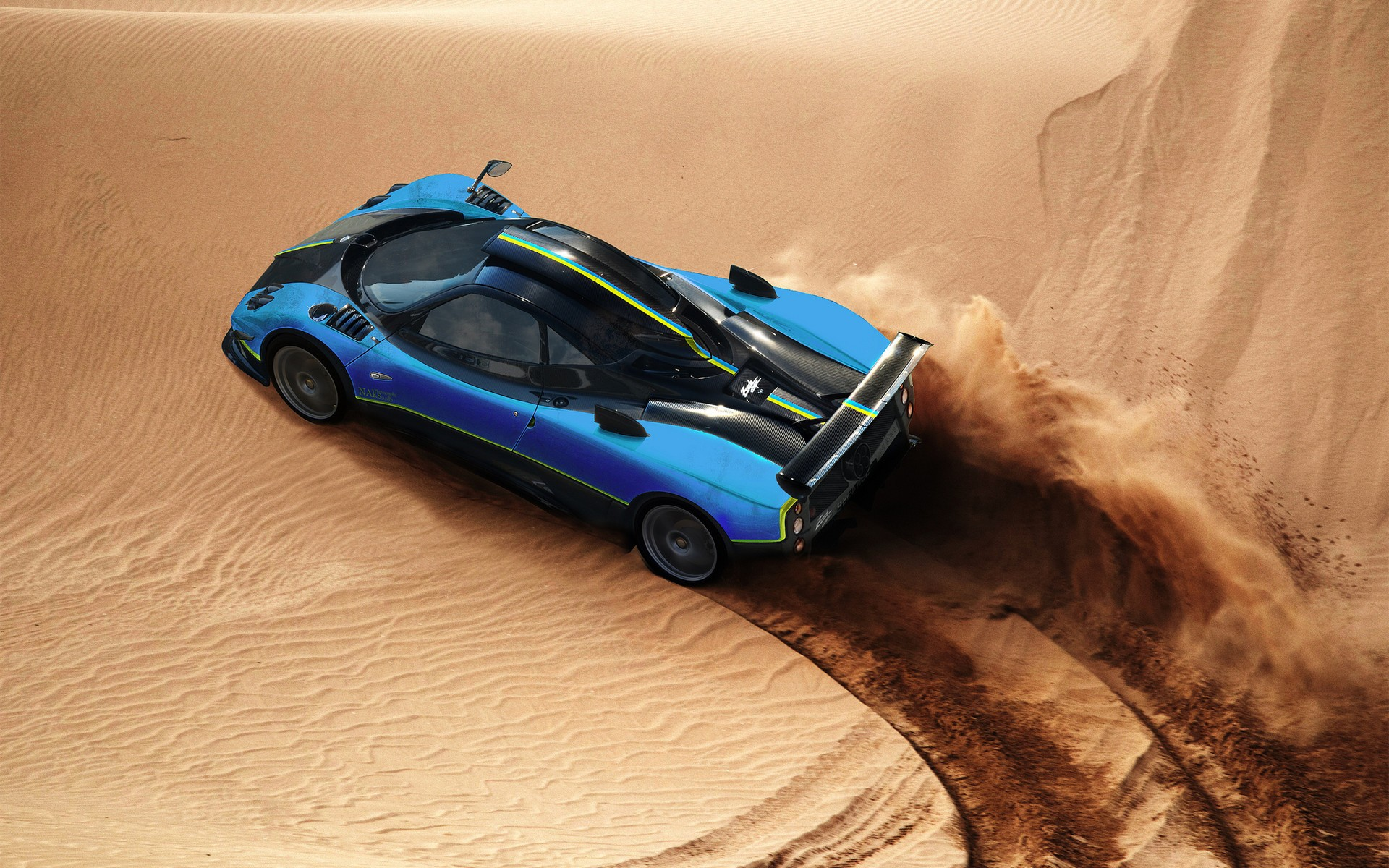Pagani Zonda Cinque Roadster, HD Cars
