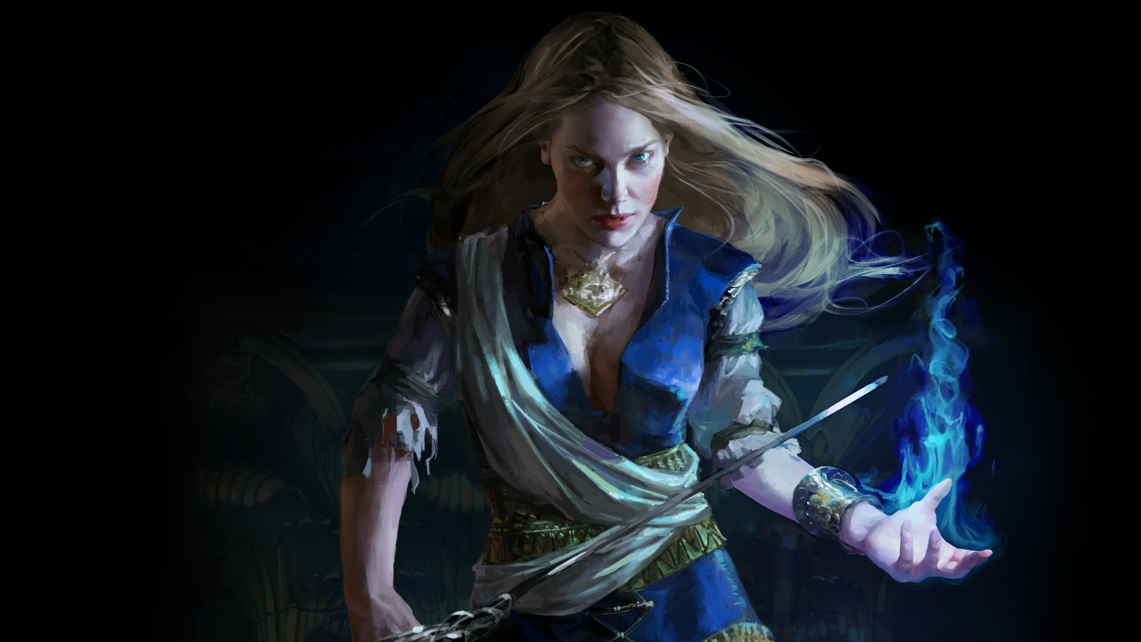 Path Of Exile 4k Hd Games 4k Wallpapers Images Backgrounds