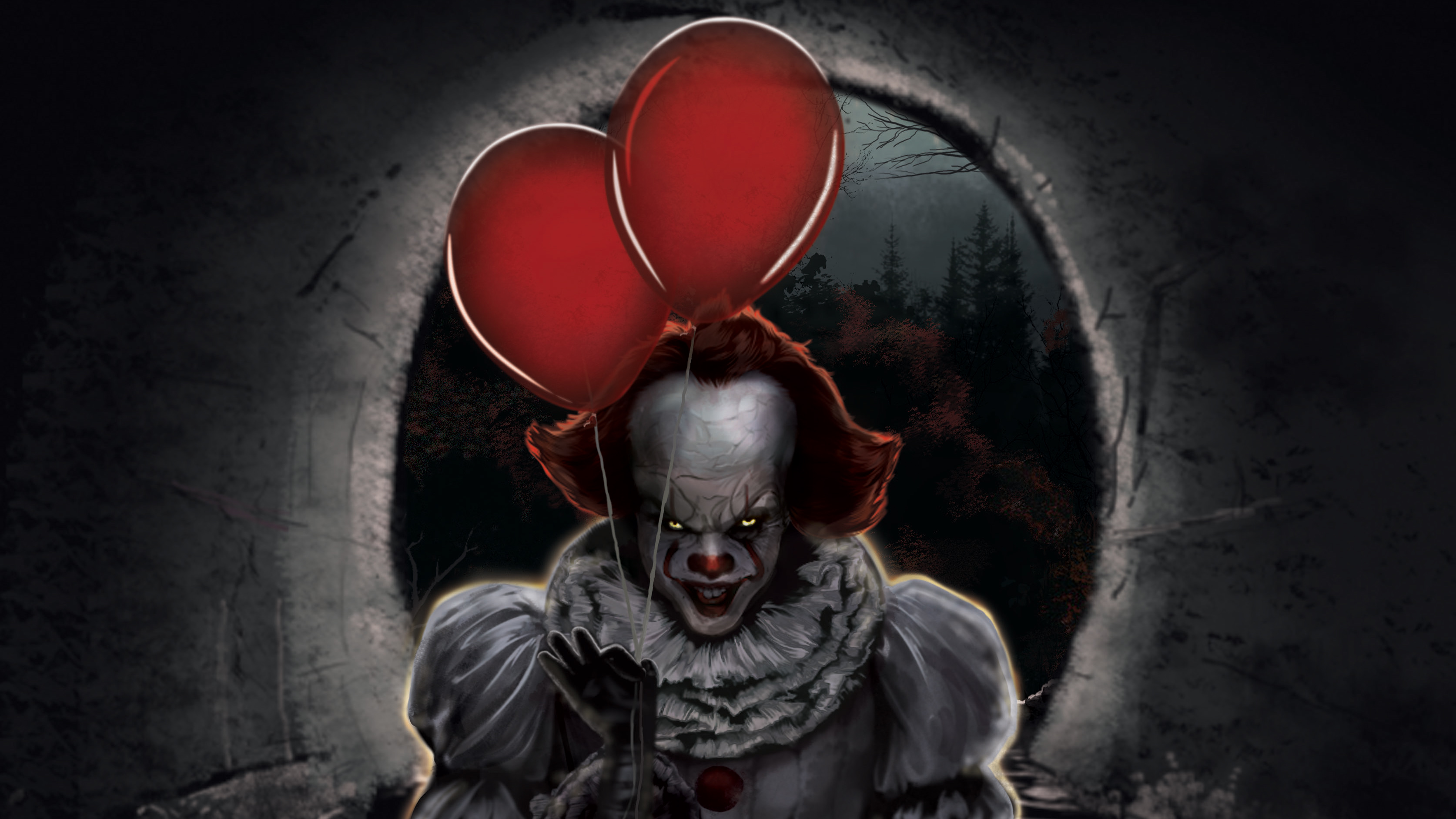 Pennywise Ballons Hd Movies 4k Wallpapers Images Backgrounds
