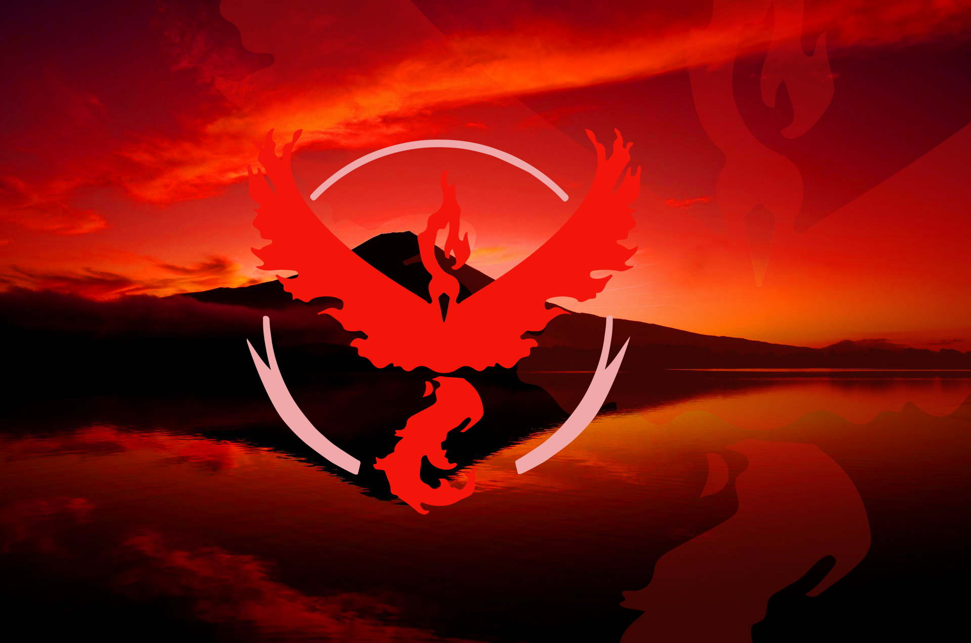 Pokemon Go Team Valor Hd Games 4k Wallpapers Images