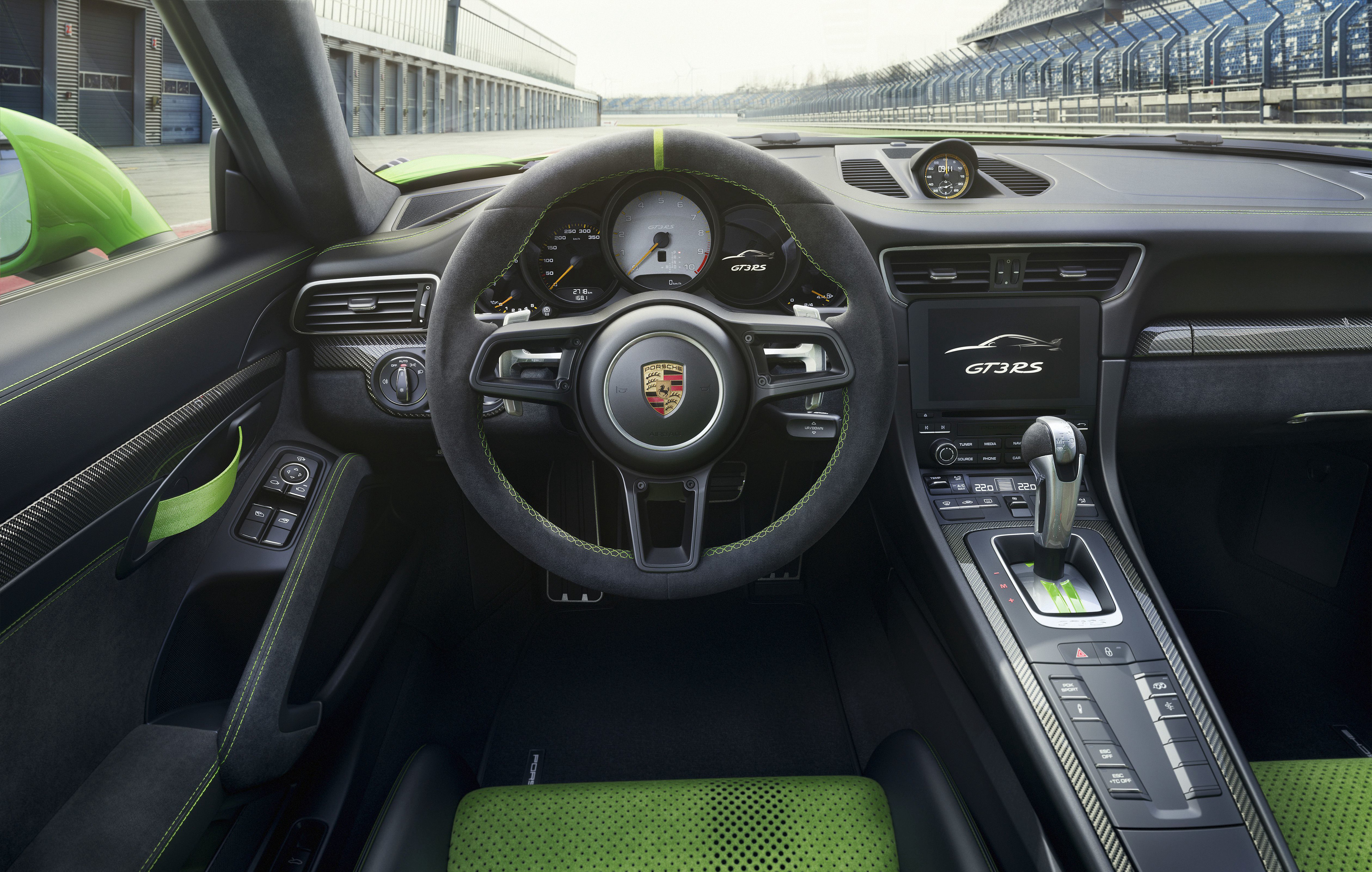 1920x1080 Porsche 911 Gt3 Rs 2018 Interior Laptop Full Hd 1080p Hd 4k Wallpapers Images Backgrounds Photos And Pictures