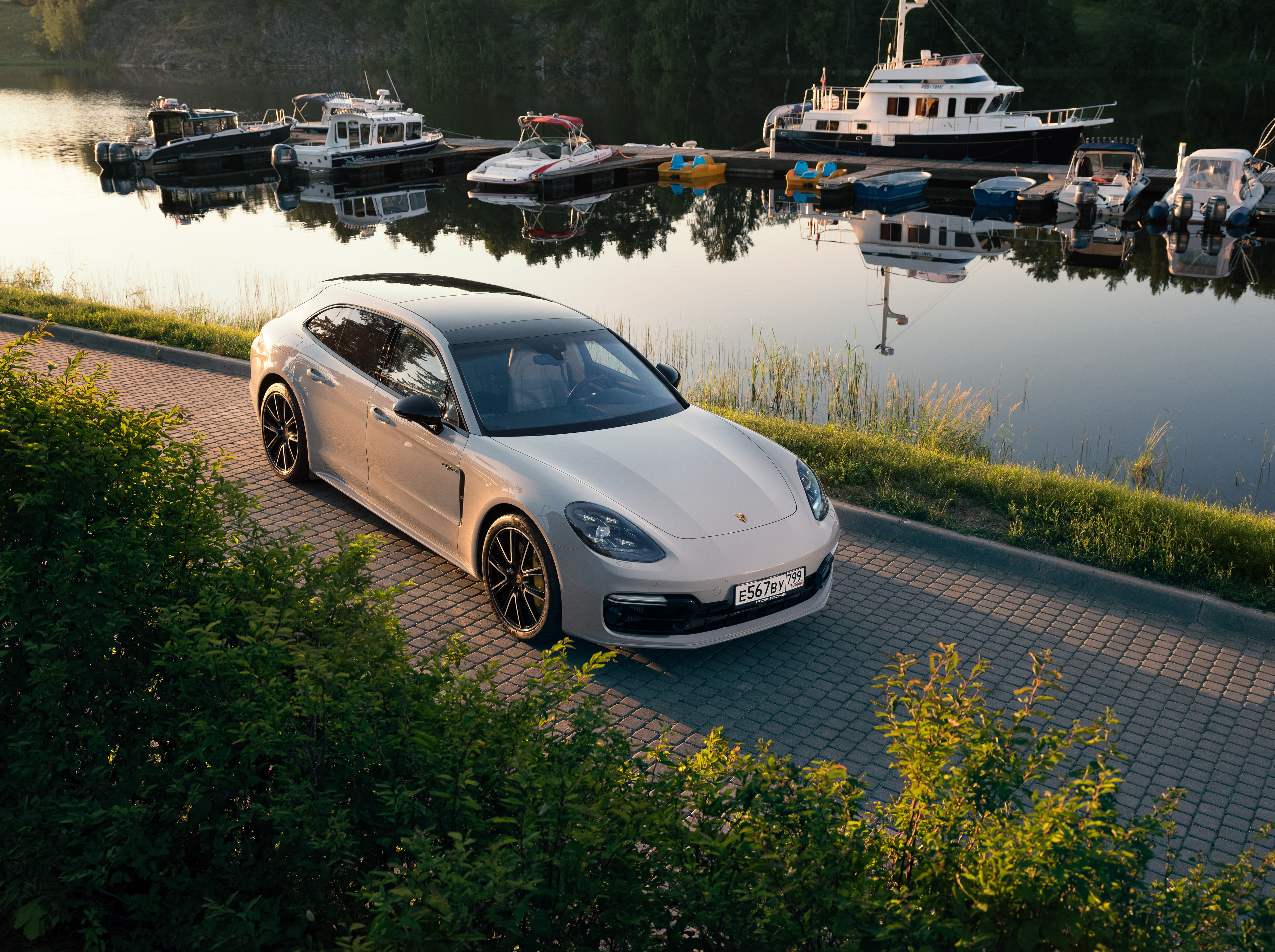 Porsche Panamera Turbo S E Hybrid Sport Turismo Hd Cars 4k Wallpapers Images Backgrounds Photos And Pictures